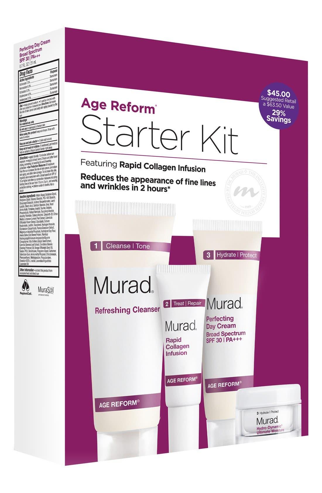 Murad® 'Age Reform' Starter Kit ($66 Value)