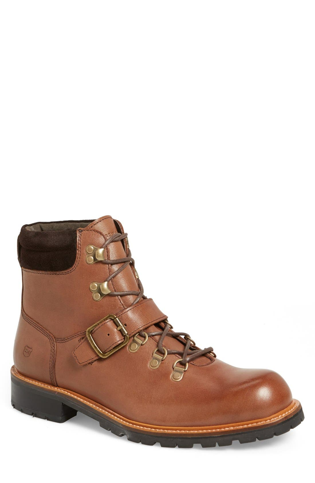 ANDREW MARC 'Midwood' Plain Toe Boot