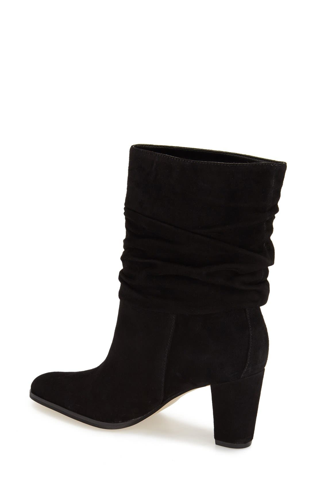 Alternate Image 2  - IvankaTrump 'Jalli' Ankle Boot (Women)