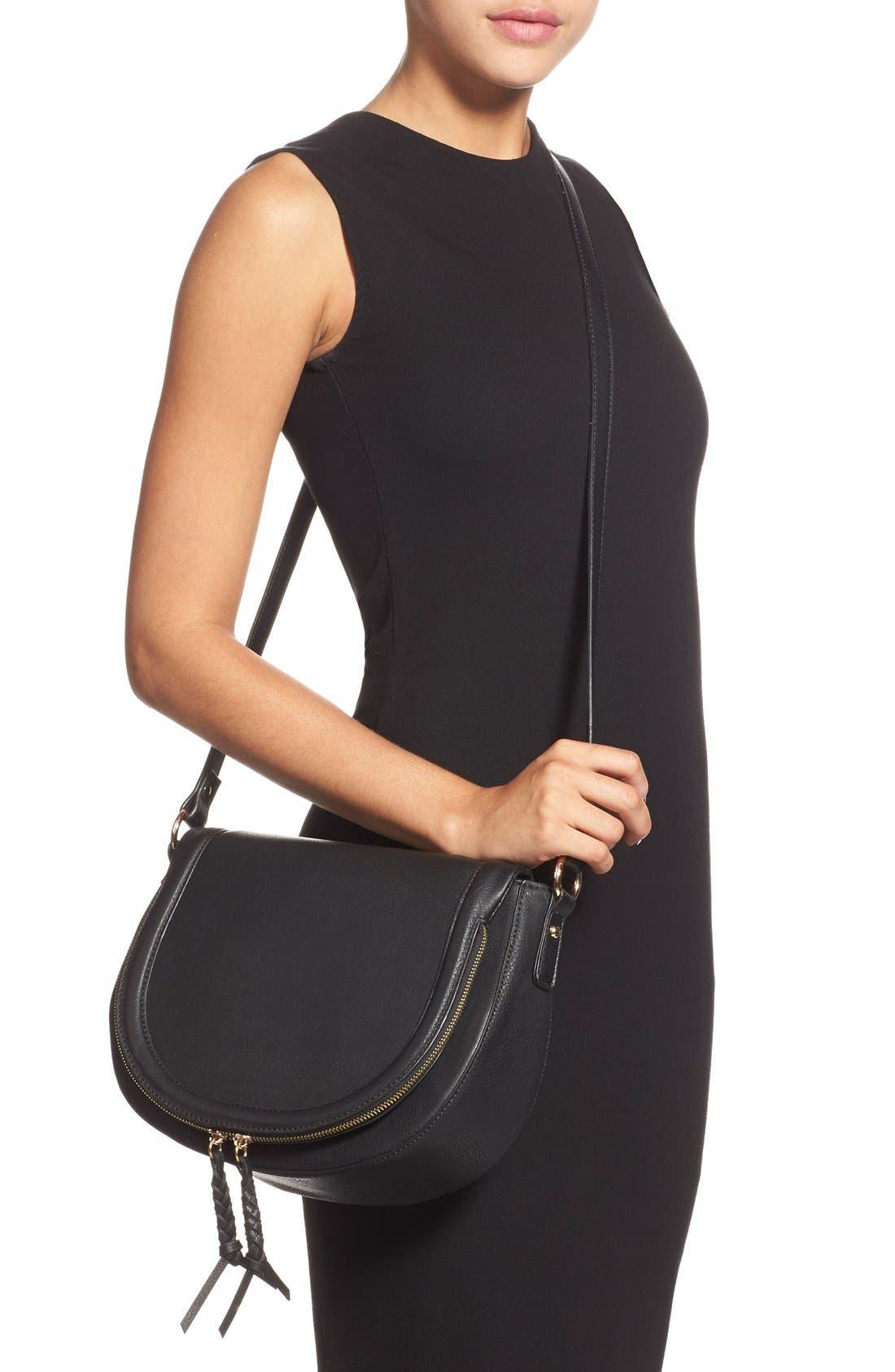 Alternate Image 2  - Sole Society 'Thalia'Crossbody Bag