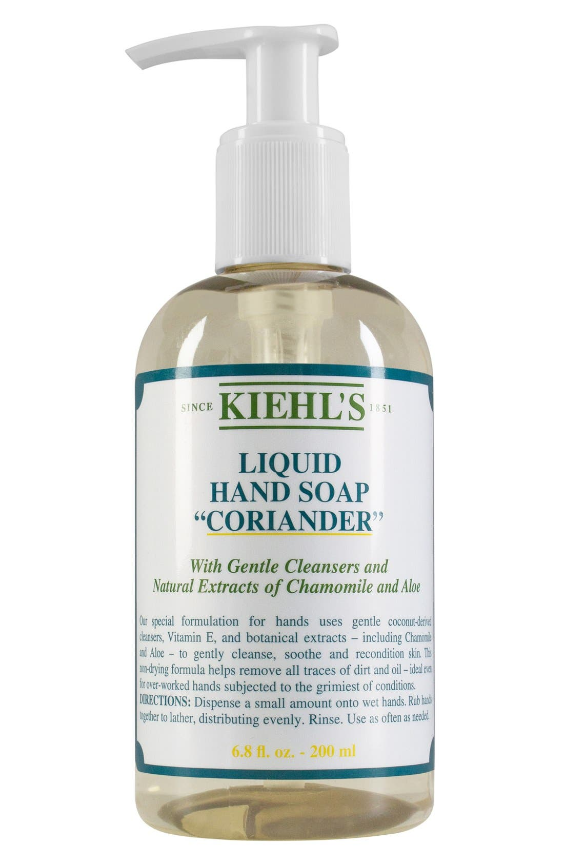 Kiehl's Since 1851 Liquid Hand Soap (Coriander)