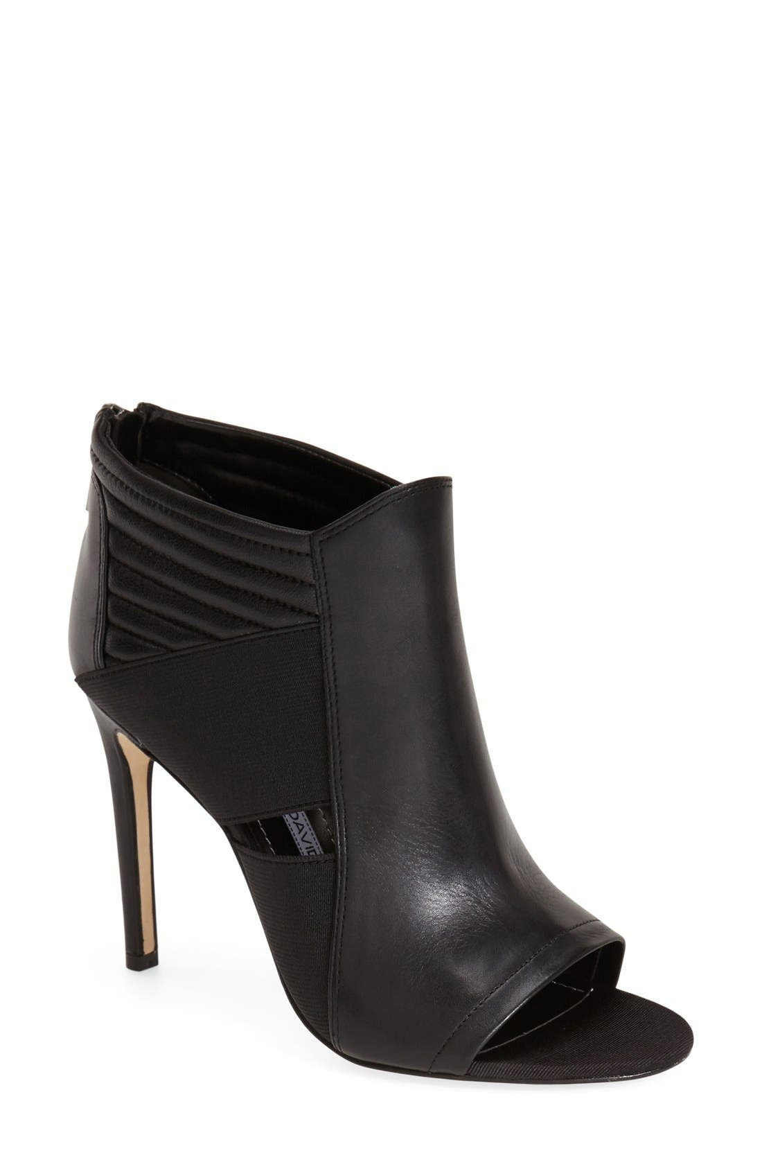 Alternate Image 1 Selected - Charles David 'Donna' Peep Toe Bootie (Women)