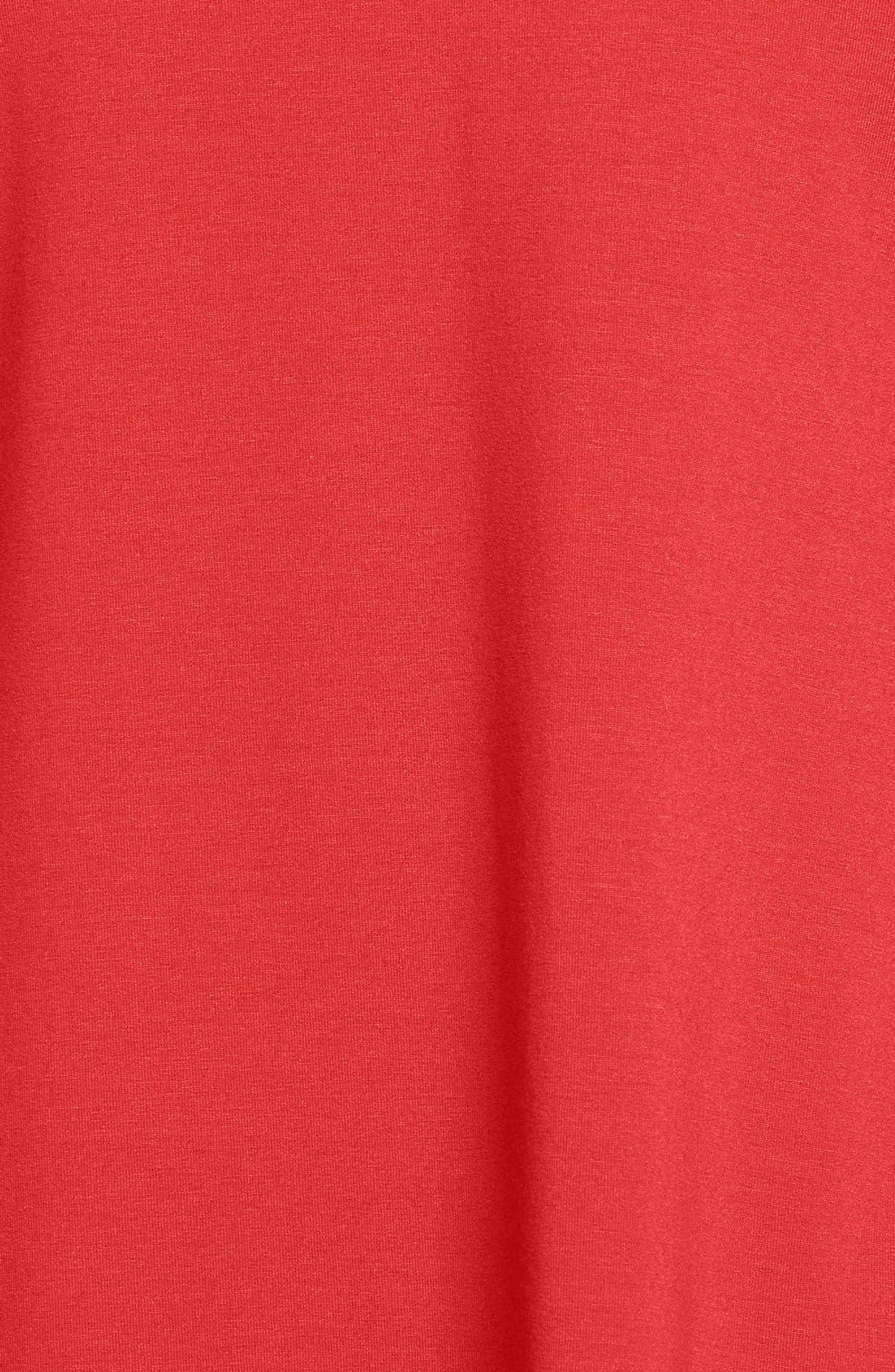 Alternate Image 3  - Eileen Fisher V-Neck Tunic (Regular & Petite)