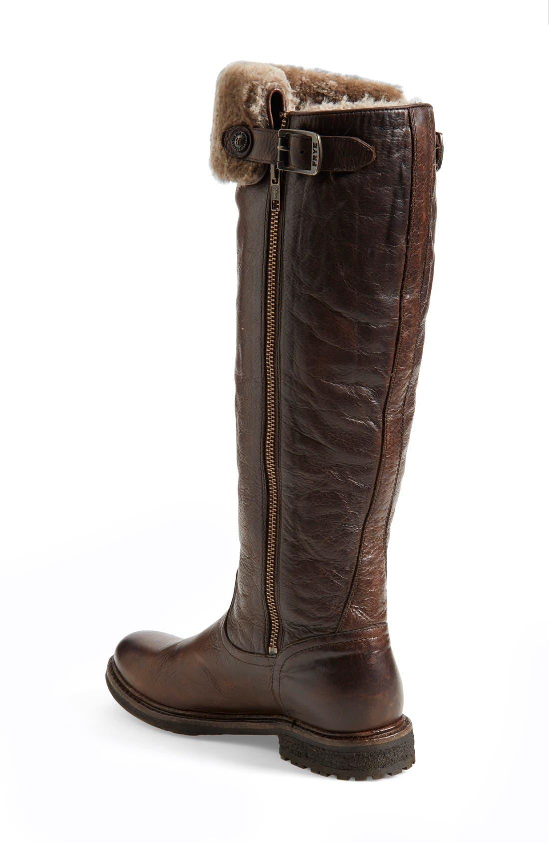 Alternate Image 2  - Frye 'Mara Button' Boot (Women)