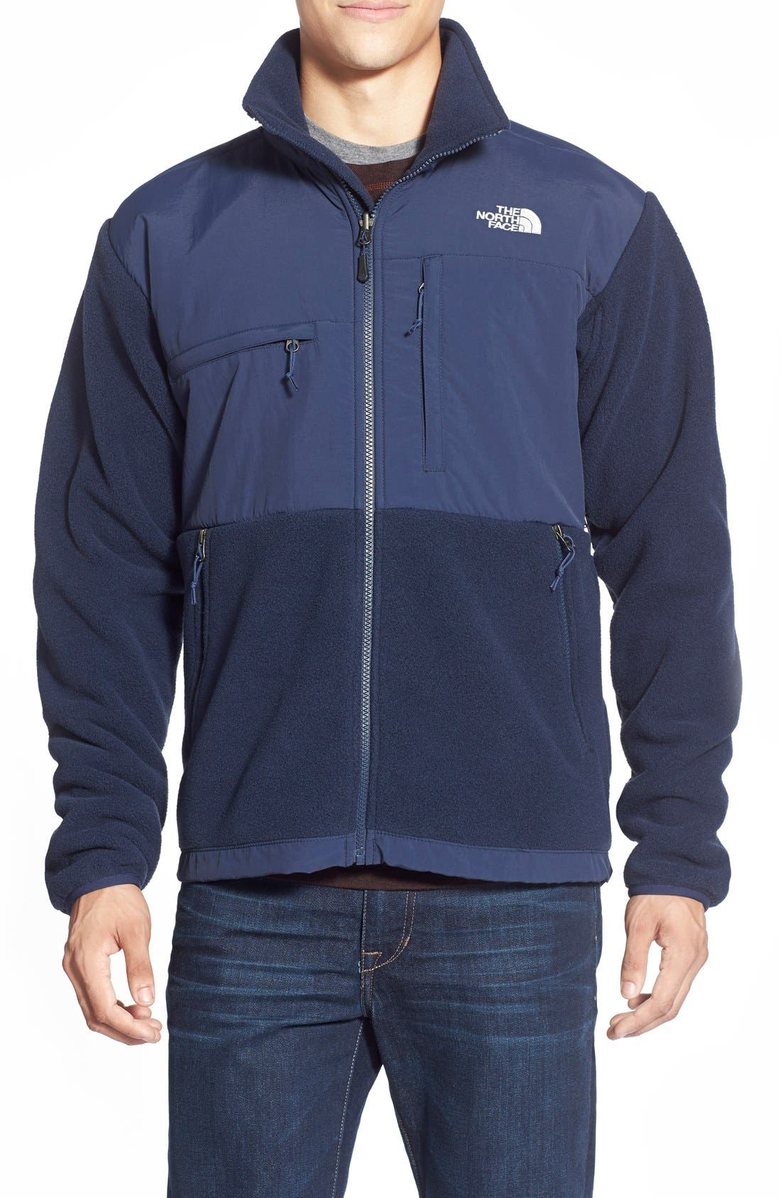 Alternate Image 1 Selected - The North Face 'Denali' Recycled Polartec 300® Fleece Jacket