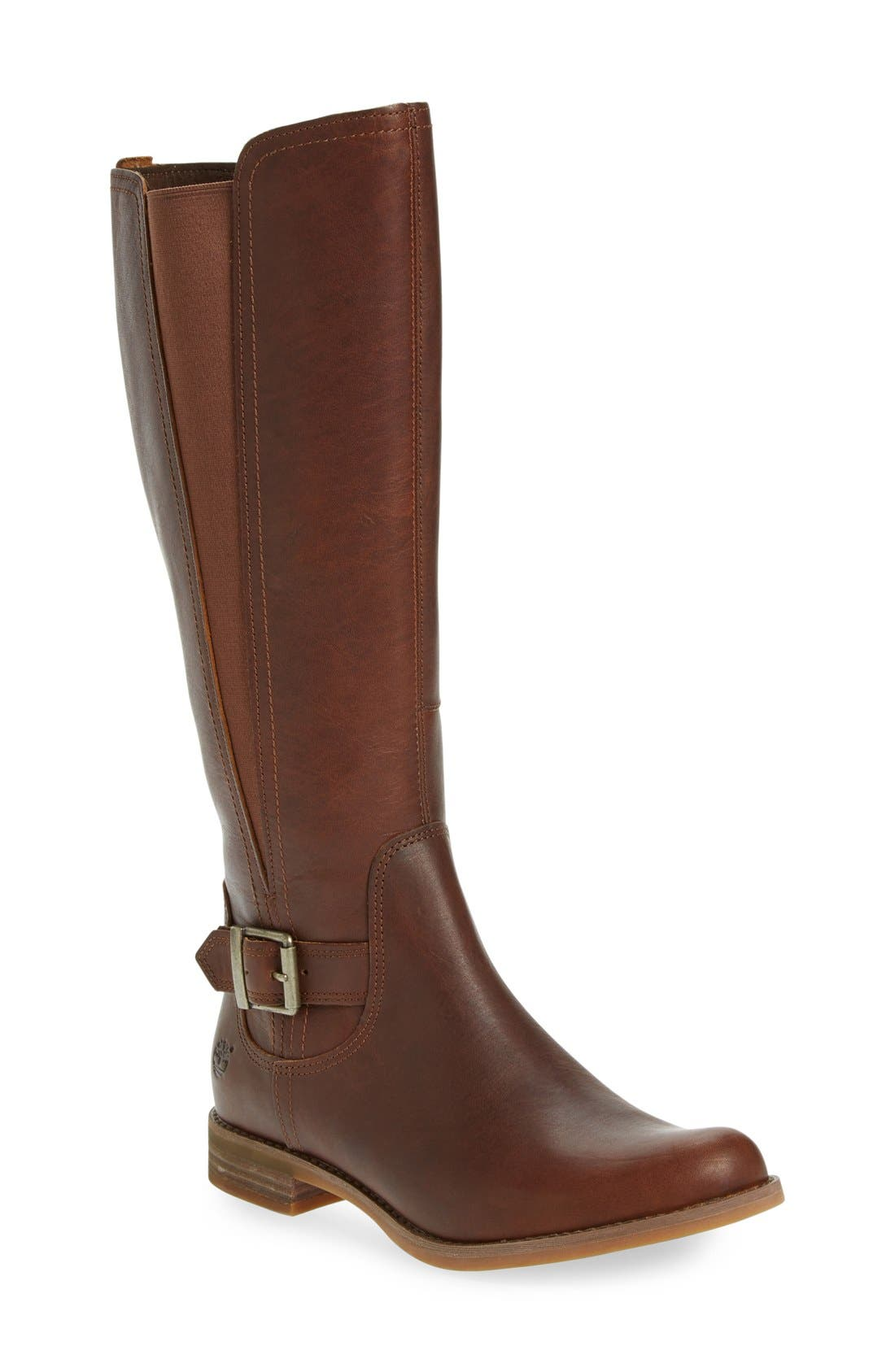 Alternate Image 1 Selected - Timberland 'Savin Hill' Tall Boot (Women)