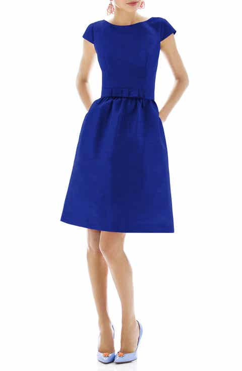 Short Bridesmaid Dresses Nordstrom