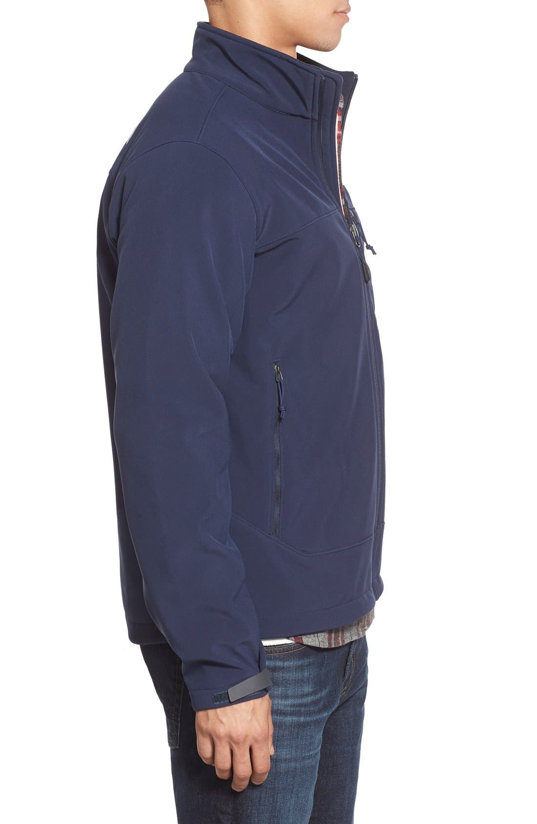 Alternate Image 3  - The North Face 'Apex Bionic' ClimateBlock™ Windproof & Water Resistant Softshell Jacket