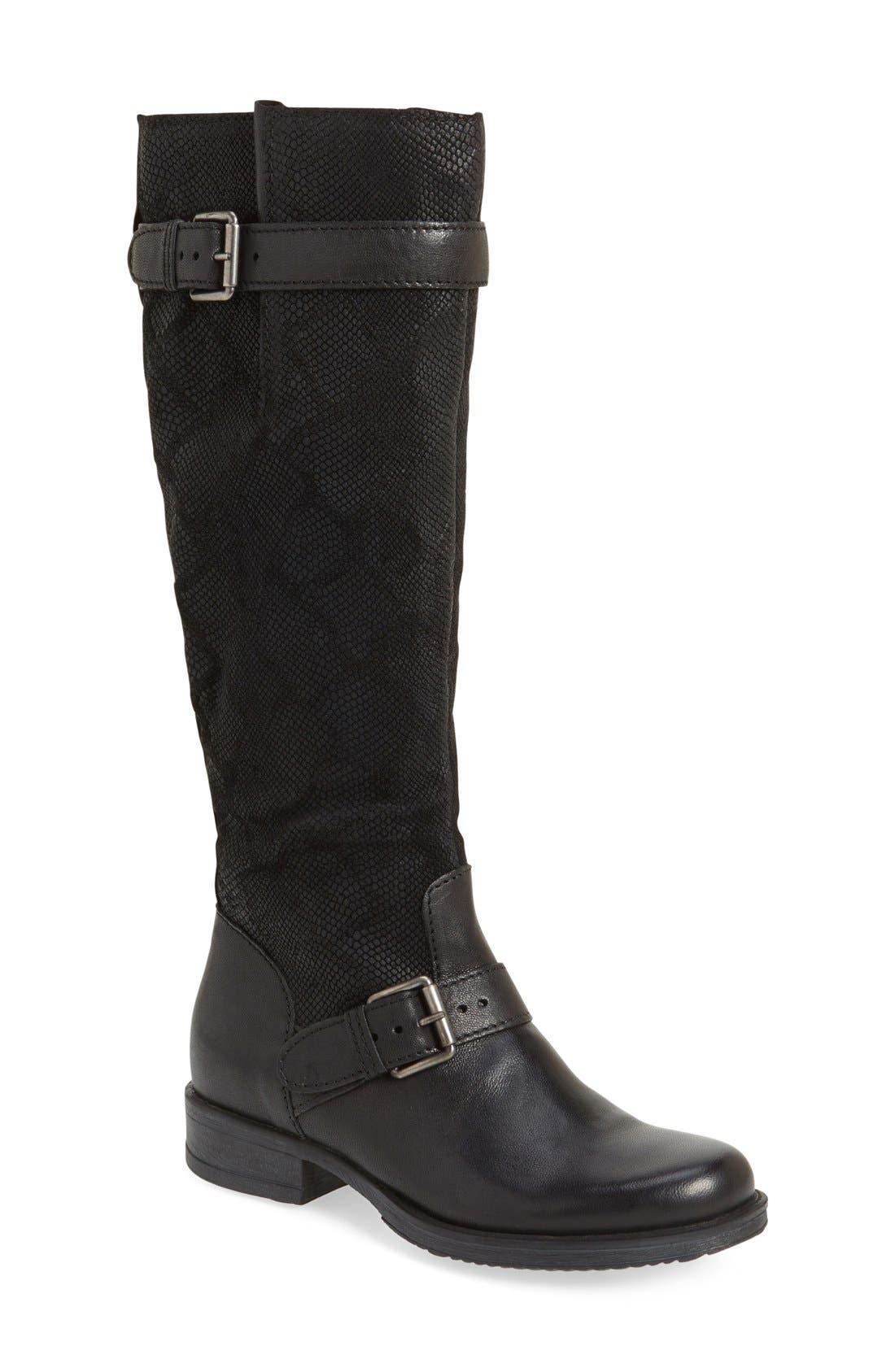 Alternate Image 1 Selected - MizMooz'Archer' Tall Boot (Women)