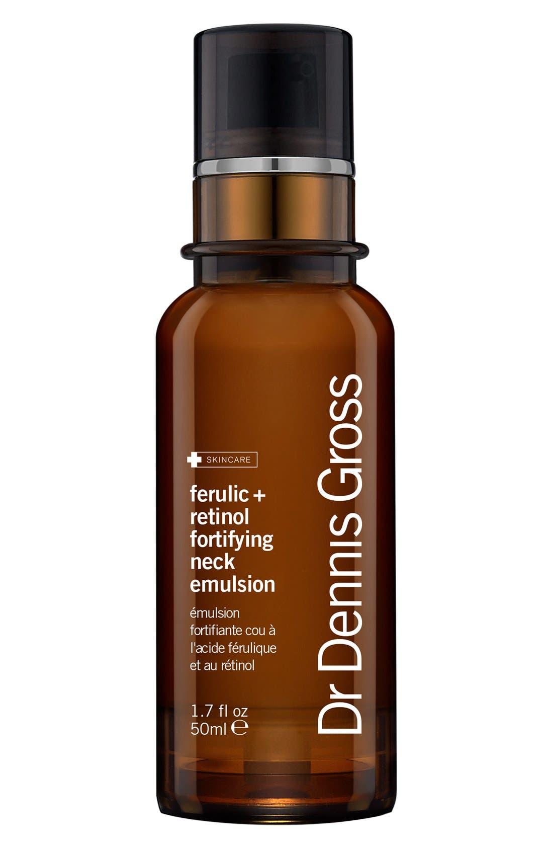 Dr. Dennis Gross Skincare 'Ferulic + Retinol' Fortifying Neck Emulsion