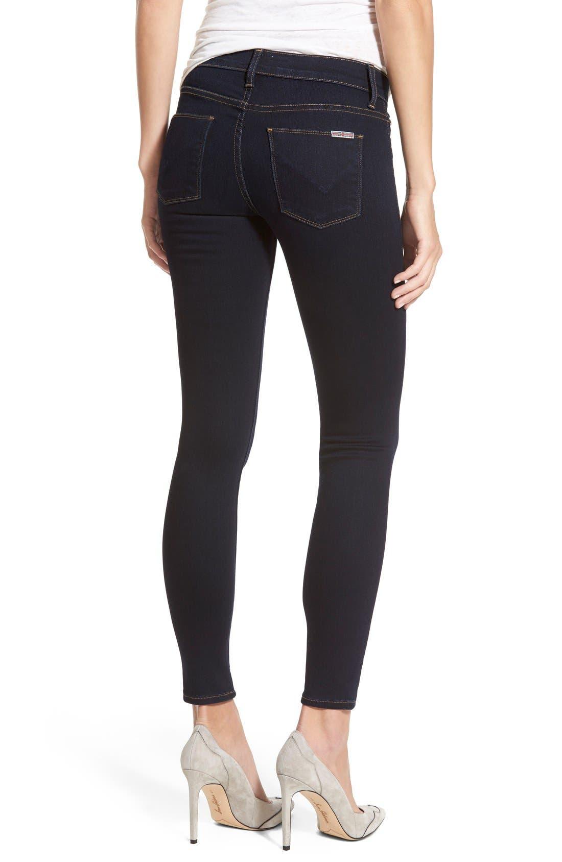 Alternate Image 2  - Hudson 'Krista' Super Skinny Jeans