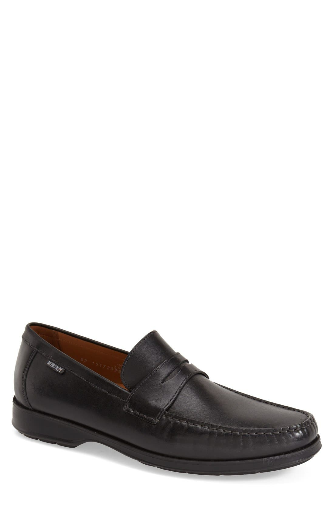 Mephisto 'Howard Penny' Loafer (Men)