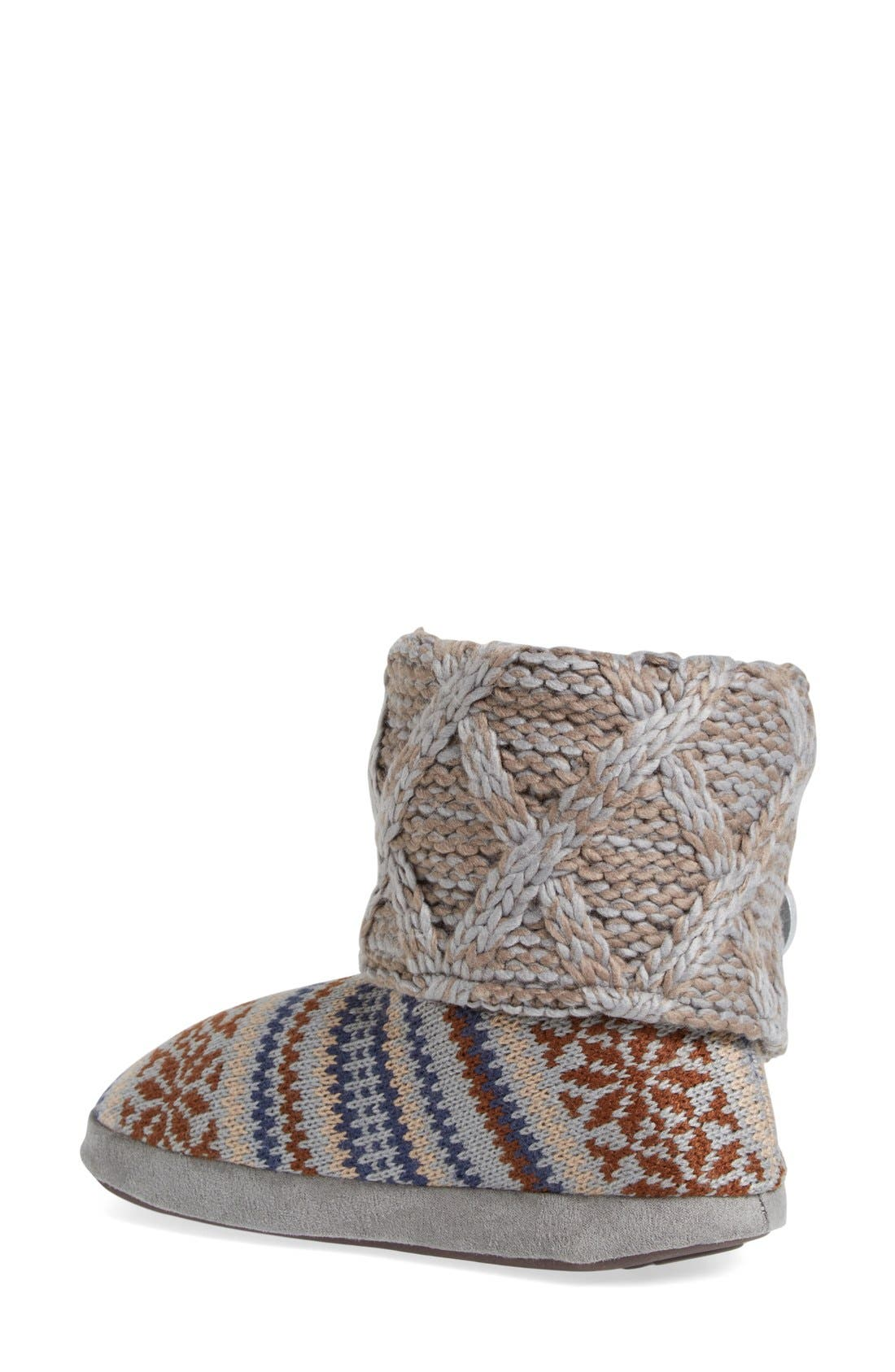 Alternate Image 2  - MUKLUKS 'Patti' Slipper Boot (Women)