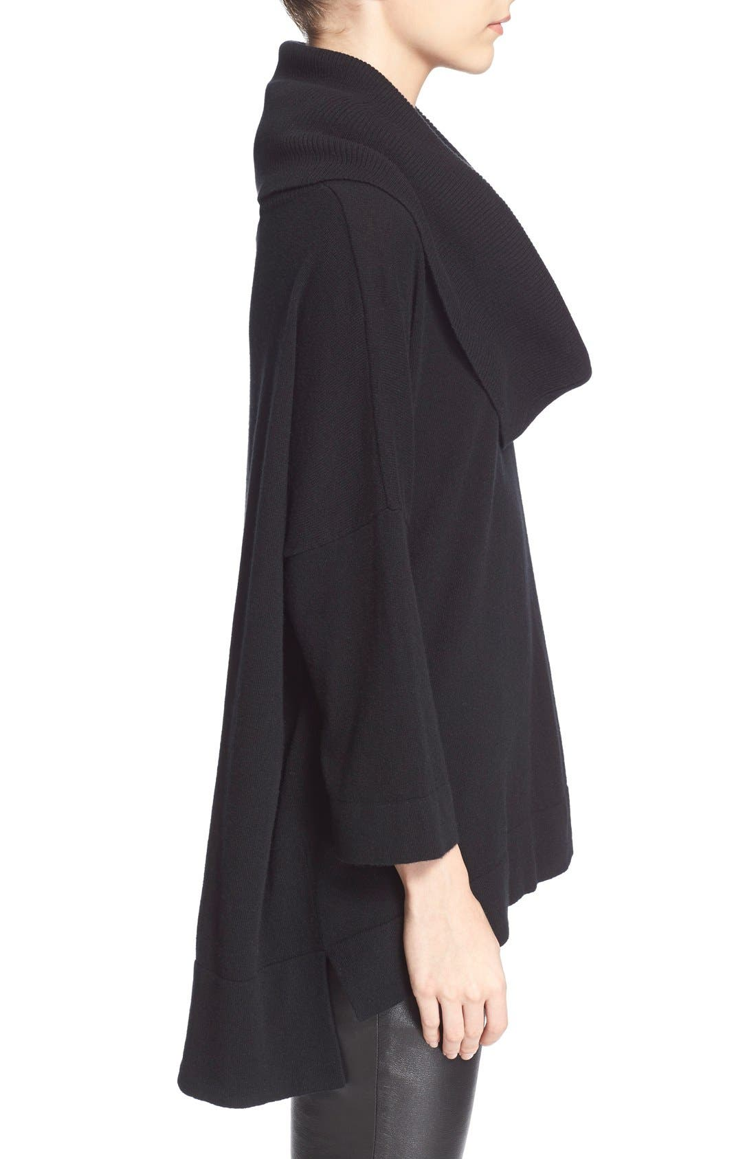 Alternate Image 3  - autumn cashmere Oversized ConvertibleCowl NeckSweater