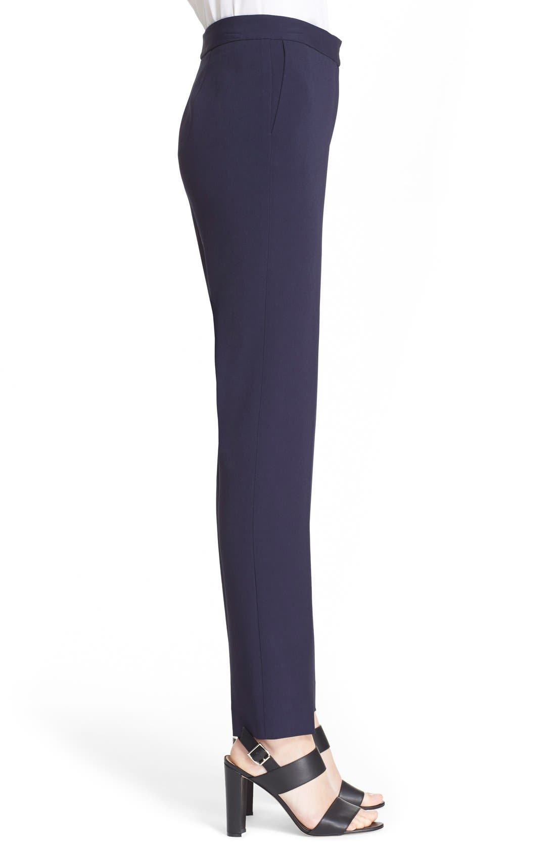 Alternate Image 5  - Nordstrom Signature and CarolineIssa'Pearl' Skinny Pants