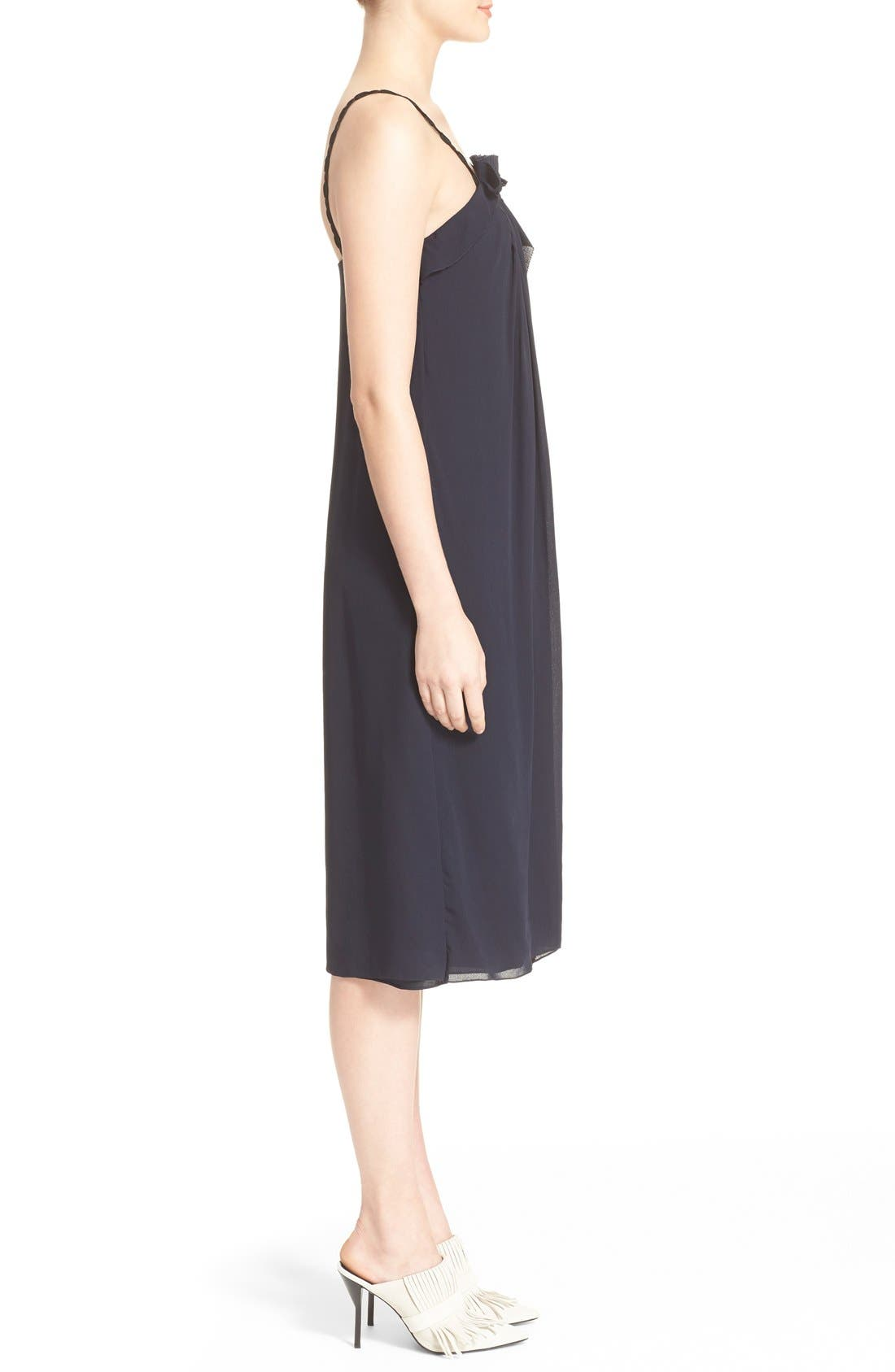 Alternate Image 3  - 3.1 Phillip Lim Passementerie Strap Silk Dress