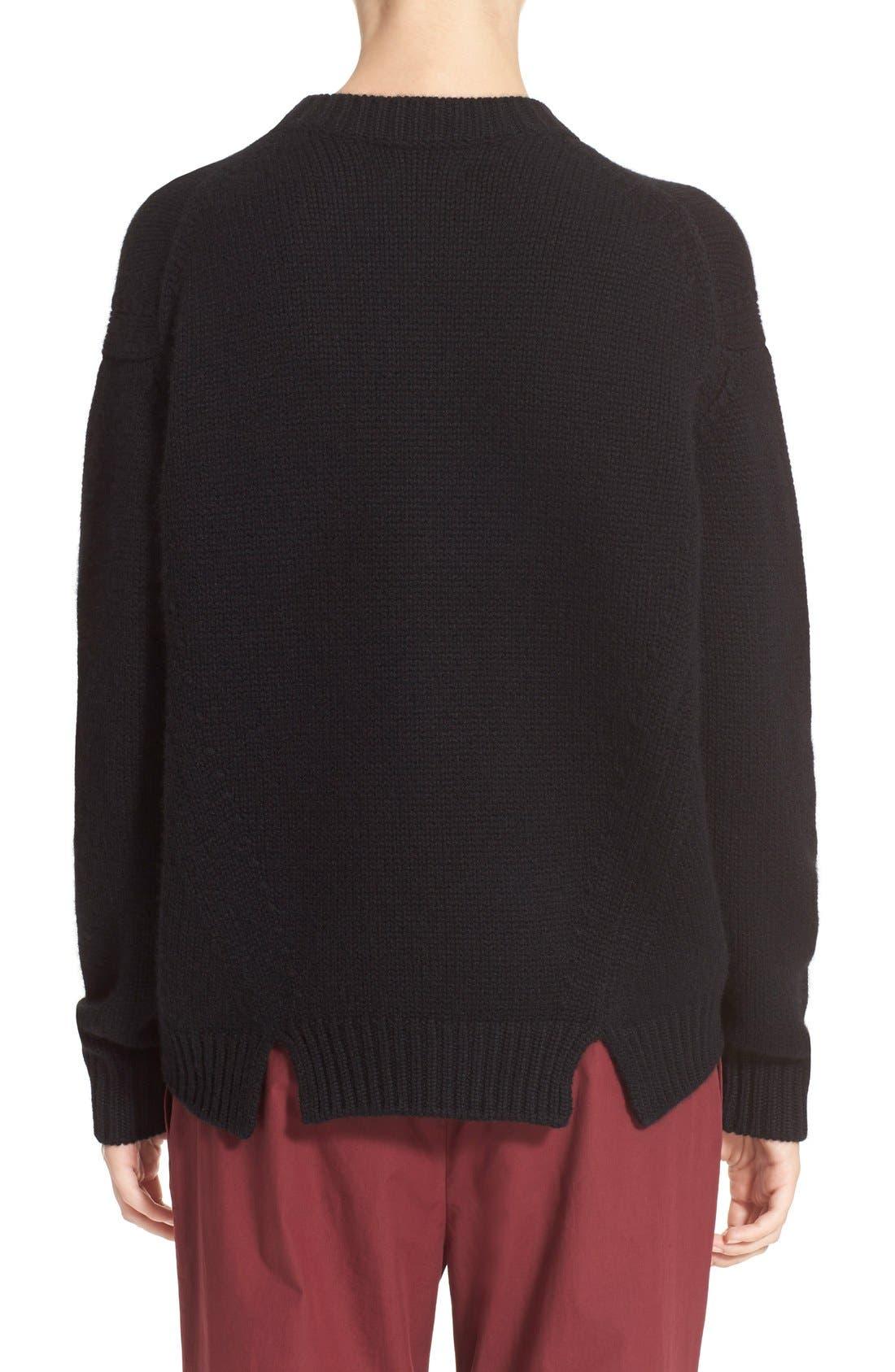 Alternate Image 2  - ACNE Studios 'Shora' Wool & Cashmere Sweater