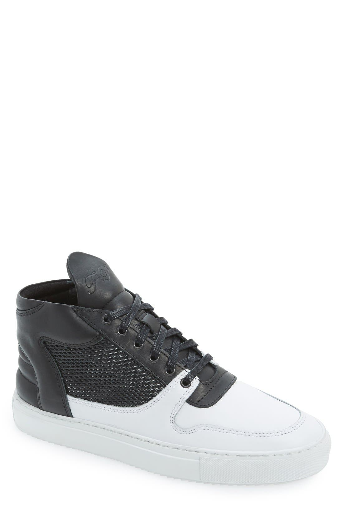 Filling Pieces 'Transformed' Mid Top Sneaker (Men)
