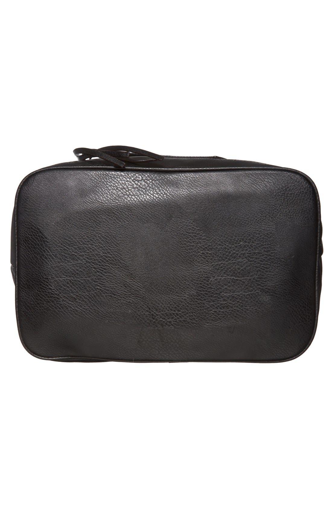Alternate Image 6  - BP. Faux Leather Satchel