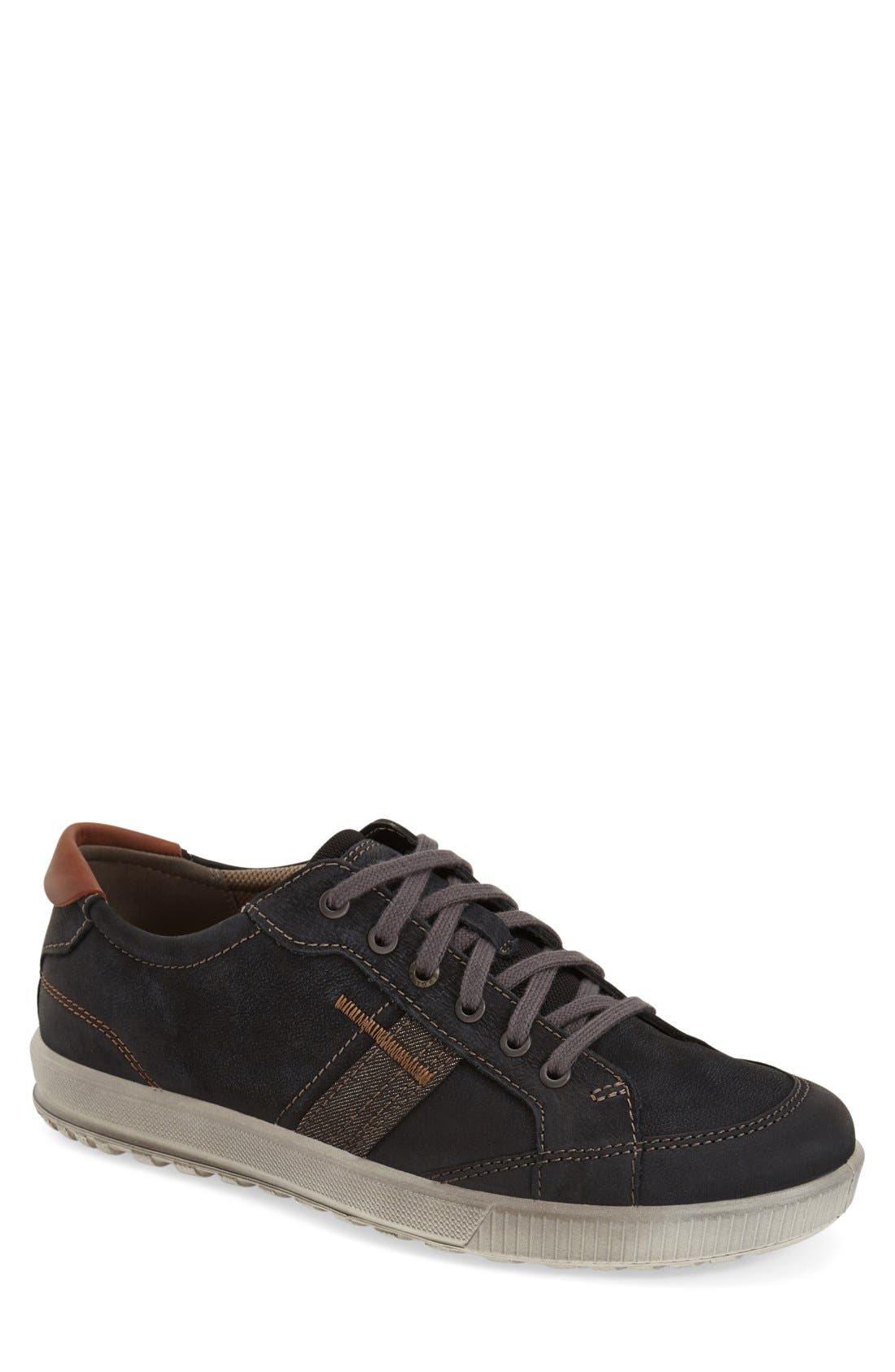 Alternate Image 1 Selected - ECCO 'Ennio Retro' Sneaker (Men)