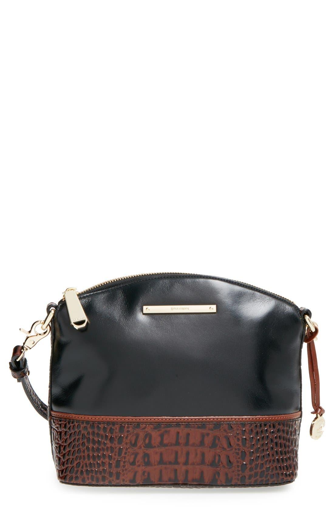 Main Image - Brahmin 'Mini Duxbury' Crossbody Bag