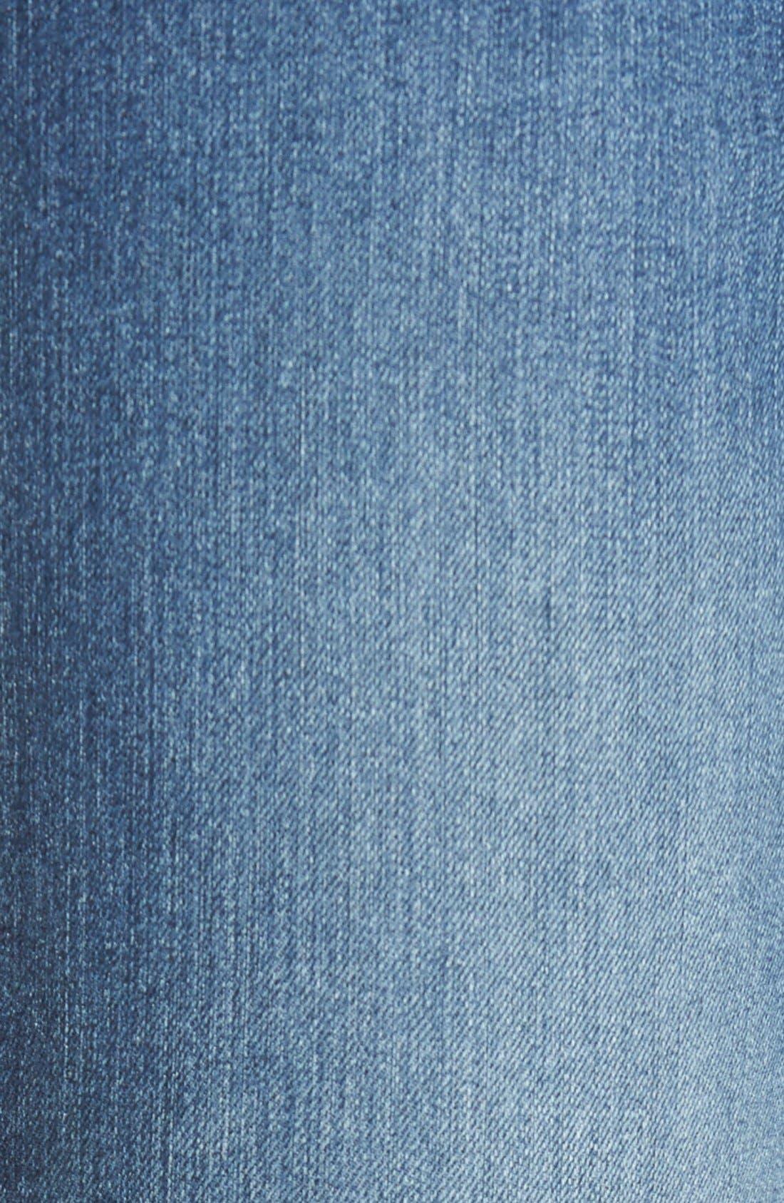 Alternate Image 5  - NYDJ 'Sheri' Stretch Skinny Jeans (Karval) (Regular & Petite)