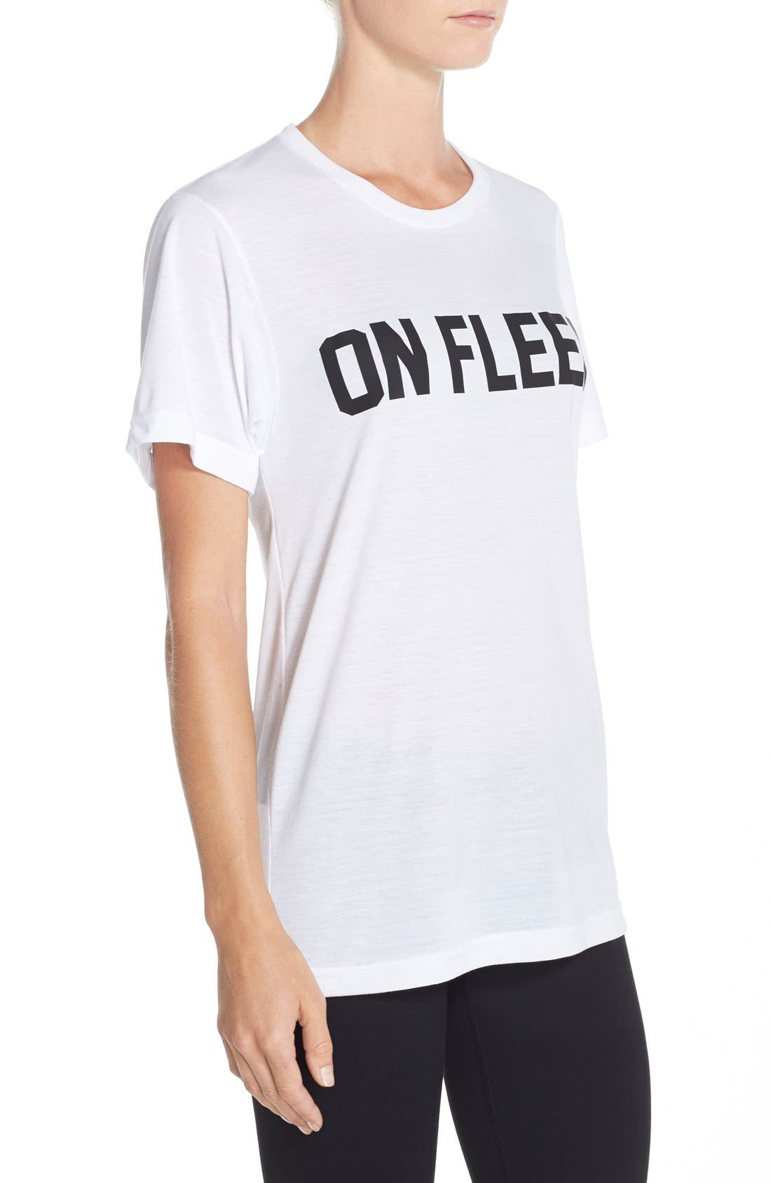 Alternate Image 3  - Private Party 'On Fleek' Graphic Tee