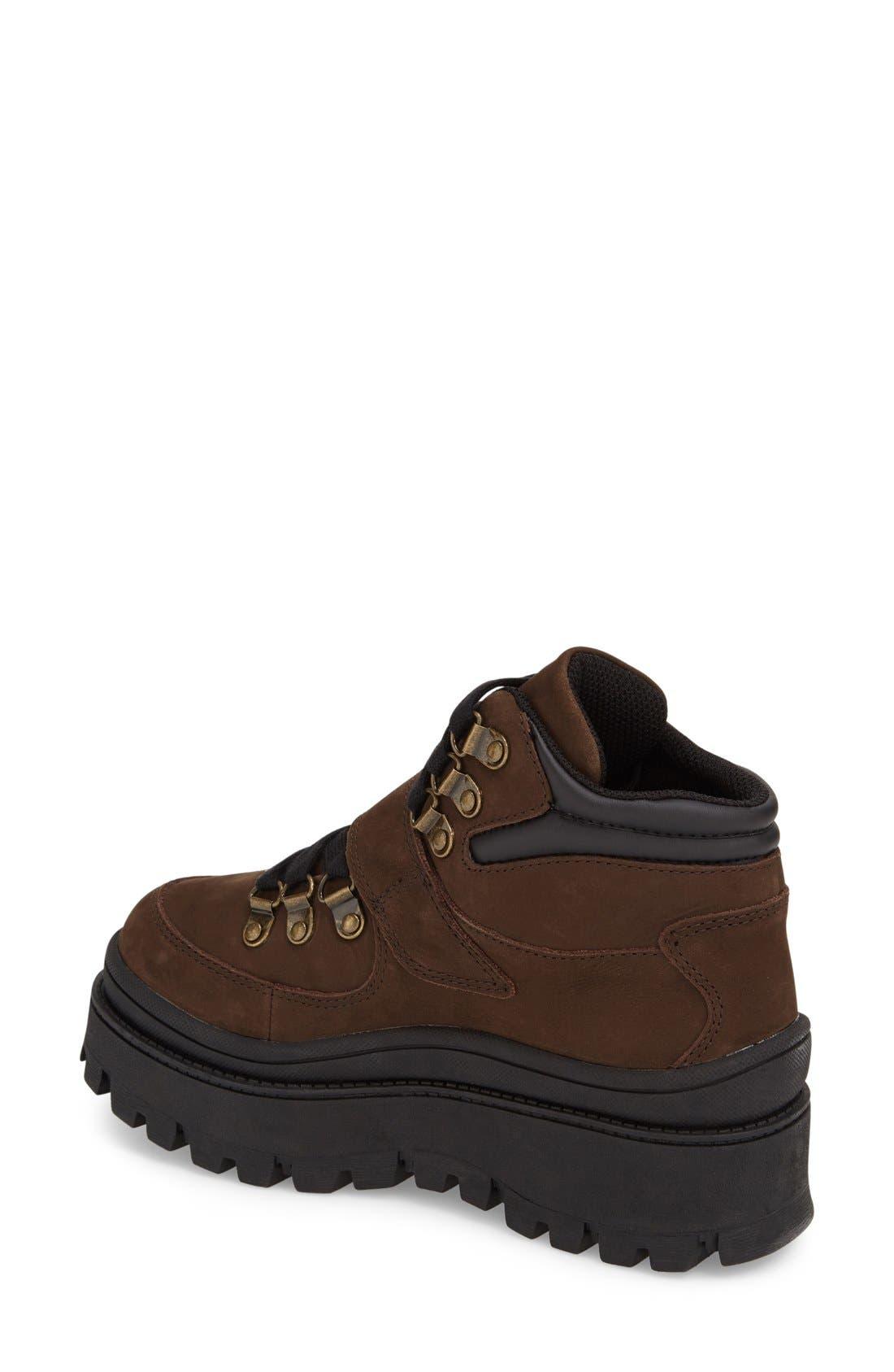 Alternate Image 2  - Jeffrey Campbell 'Top-Peak' Boot (Women)