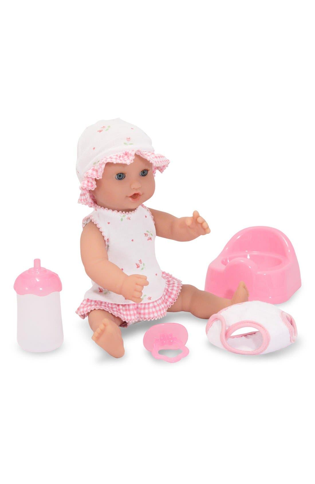 Melissa & Doug 'Mine to Love - Annie' Doll