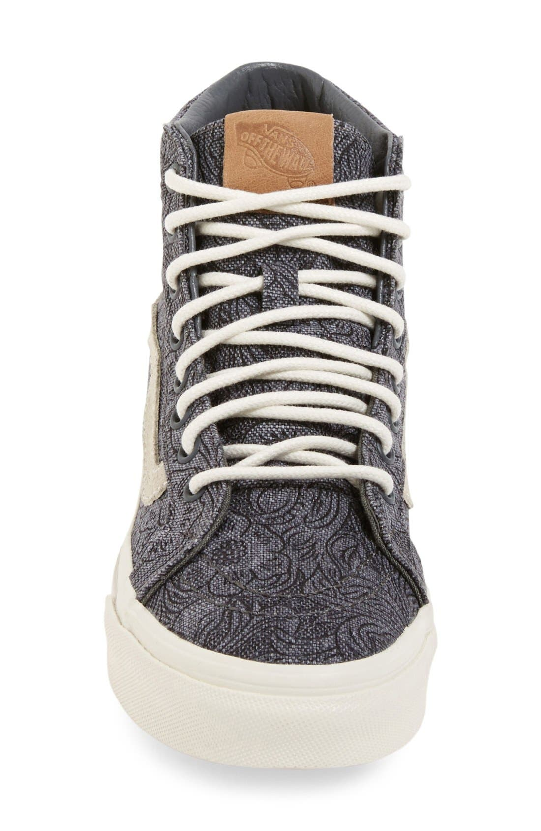 Alternate Image 3  - Vans 'Sk8-Hi Slim' Sneaker (Women)