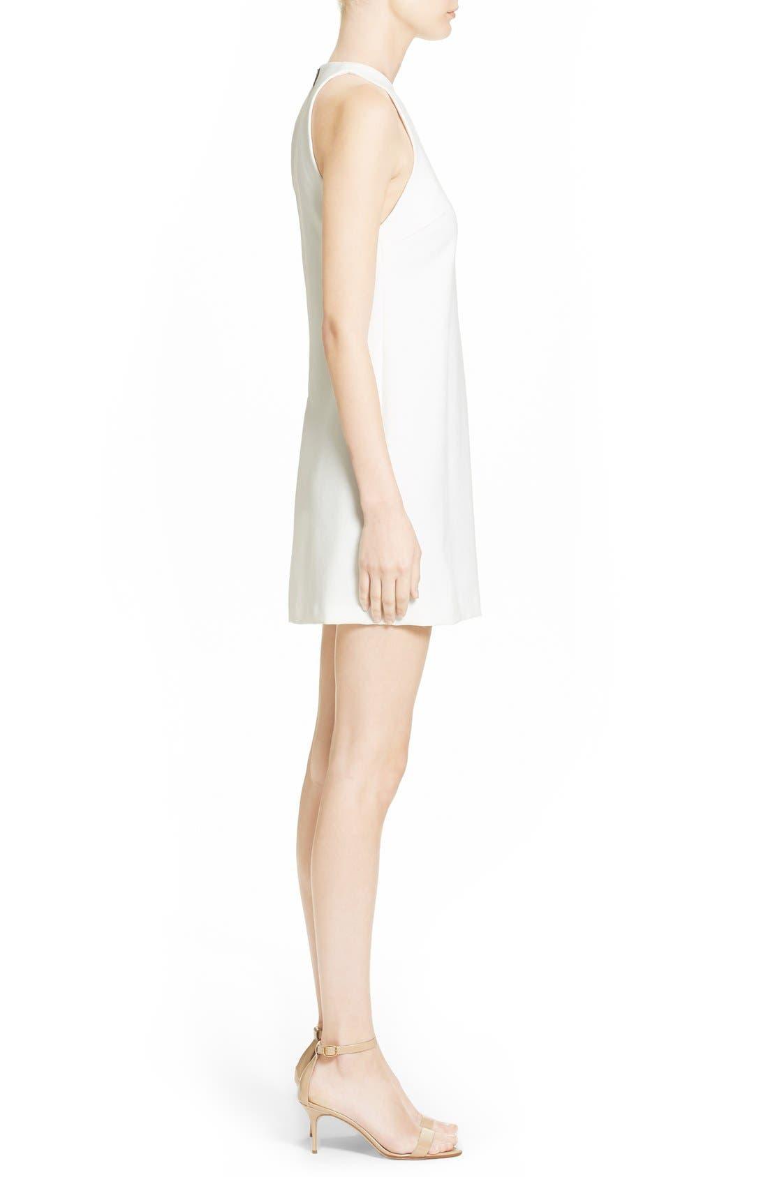 Alternate Image 3  - Alice + Olivia 'Lizbeth' Sleeveless Shift Dress