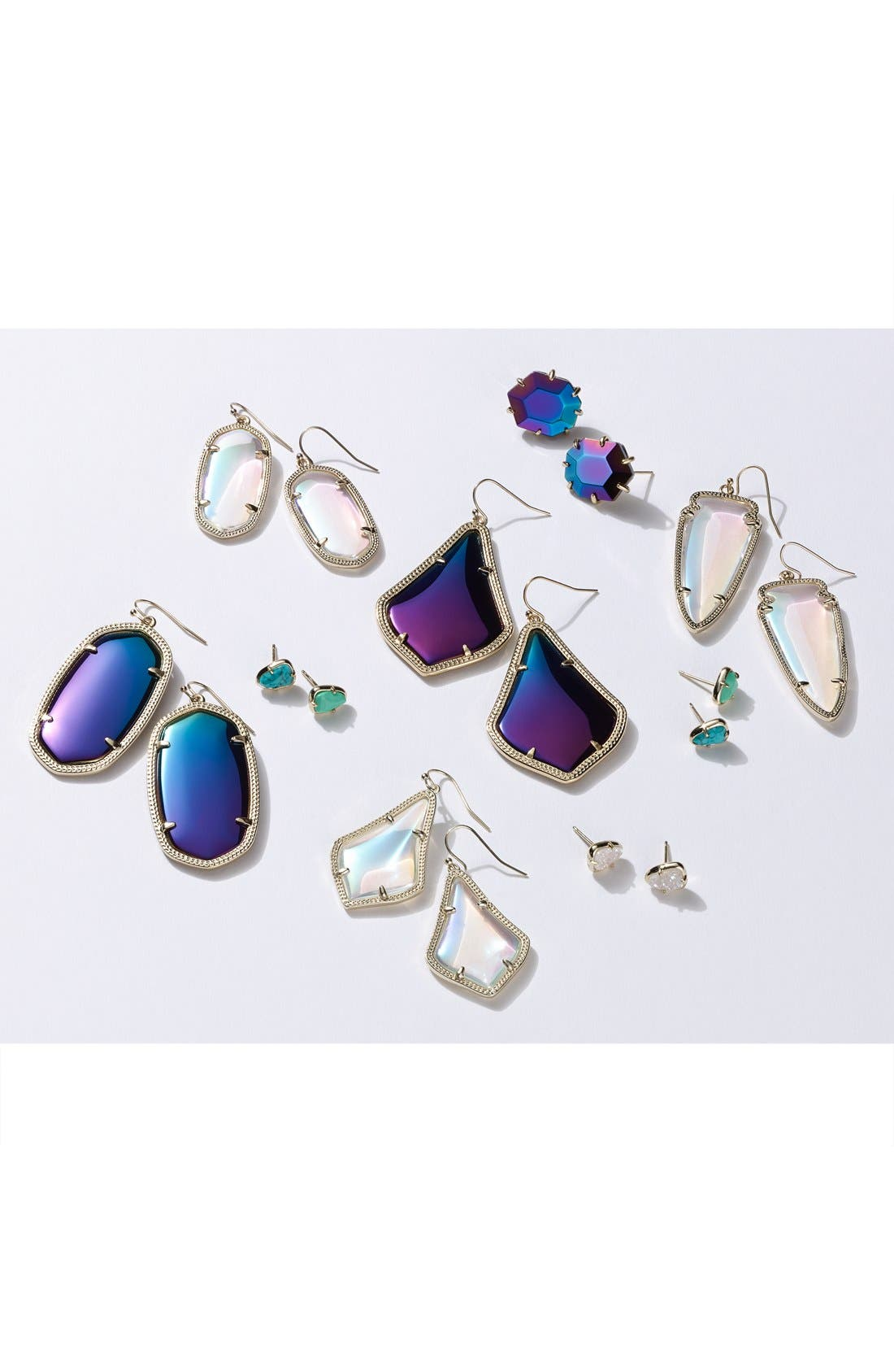Alternate Image 5  - Kendra Scott 'Skylar Spear' Statement Earrings