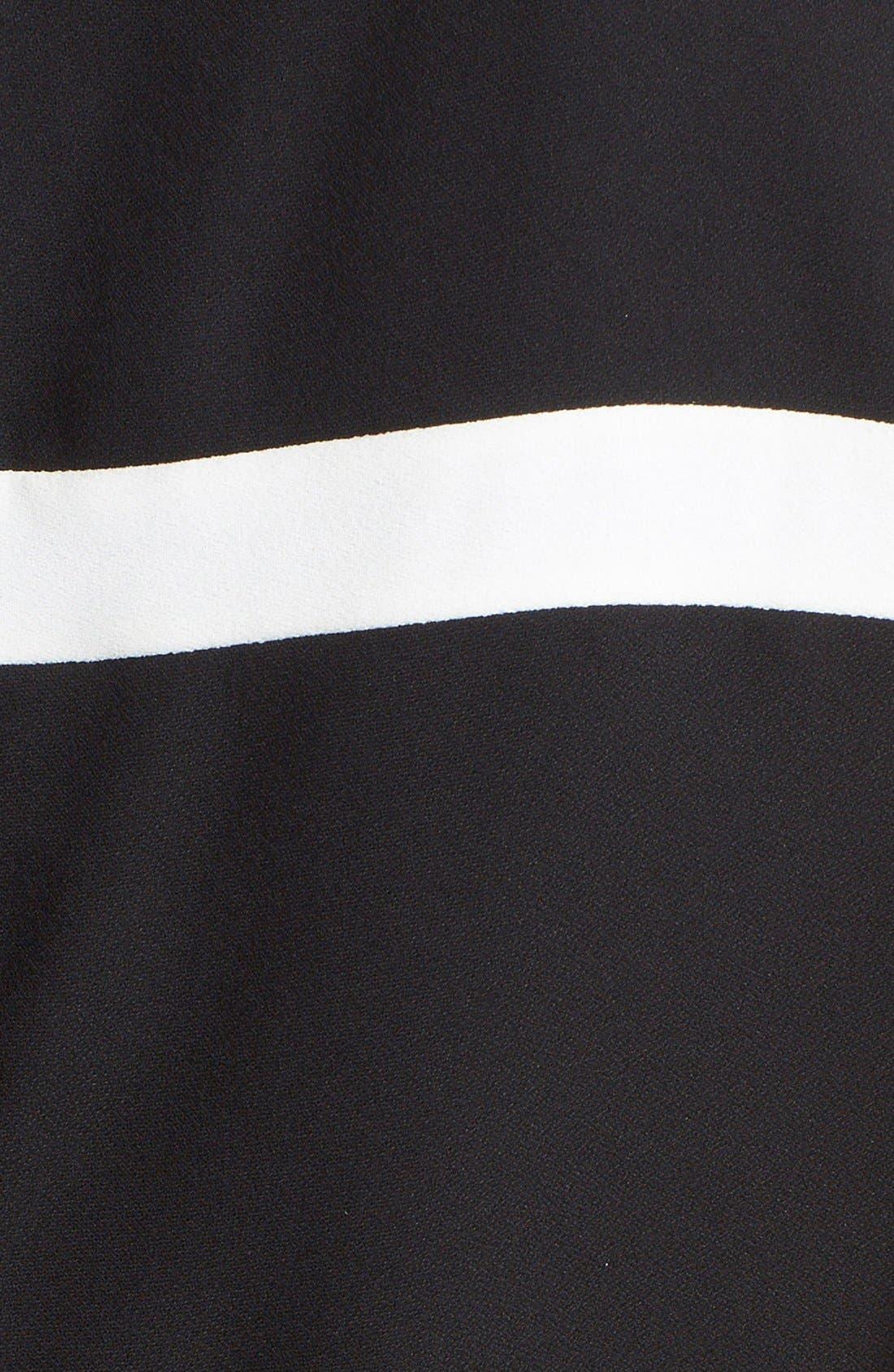 Alternate Image 5  - Parker 'Amor' Sleeveless Stripe Romper