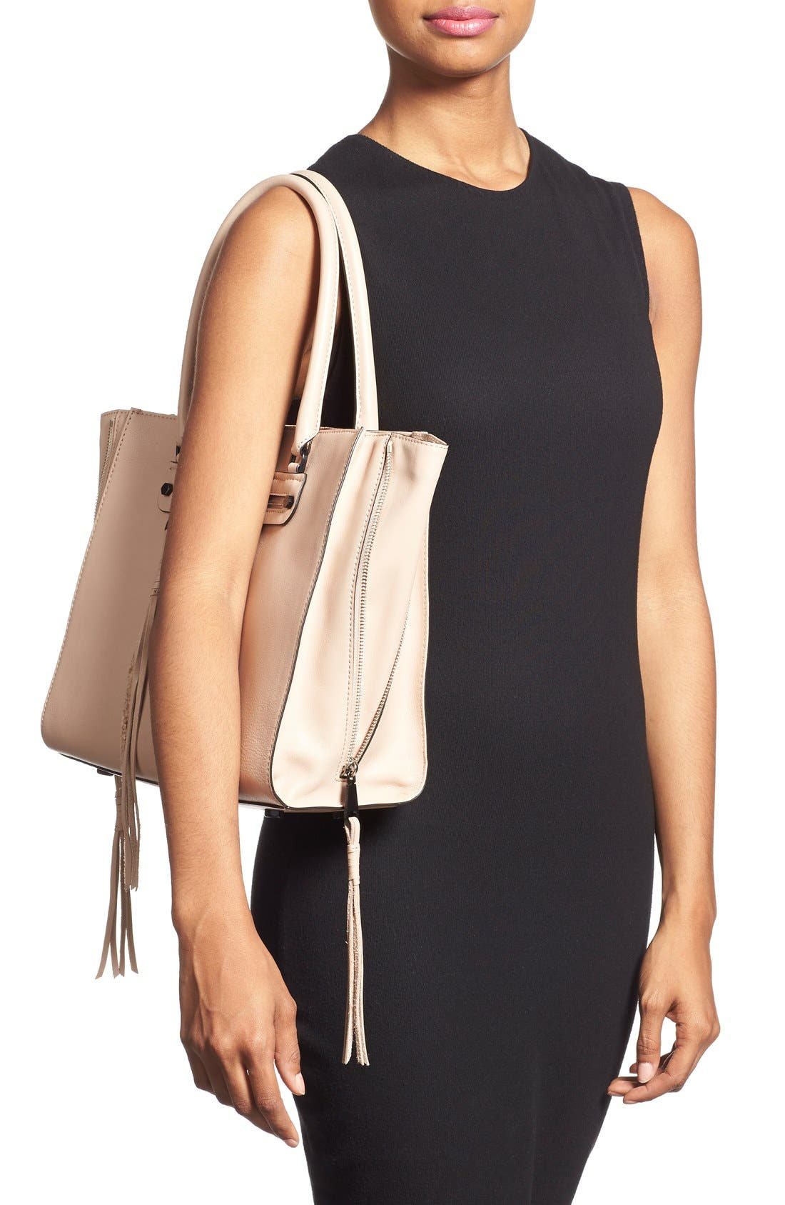 Alternate Image 2  - Rebecca Minkoff 'Side Zip Regan' Tote (Nordstrom Exclusive)