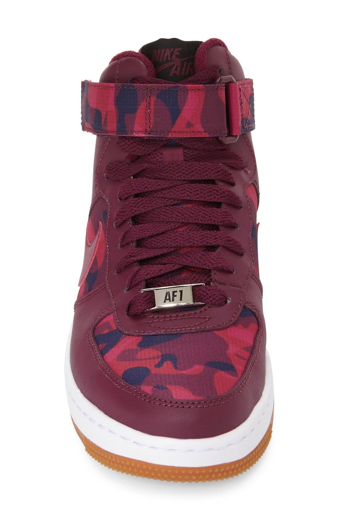 Alternate Image 3  - Nike 'AF-1 Ultra Force' Sneaker (Women)