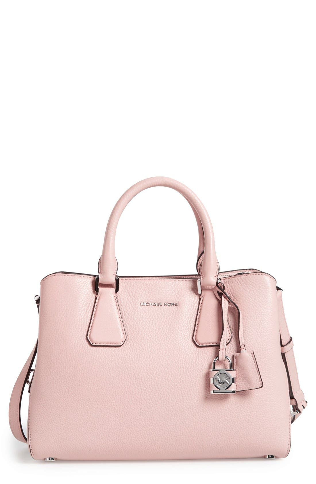 Main Image - MICHAEL Michael Kors 'Medium Camille' Satchel