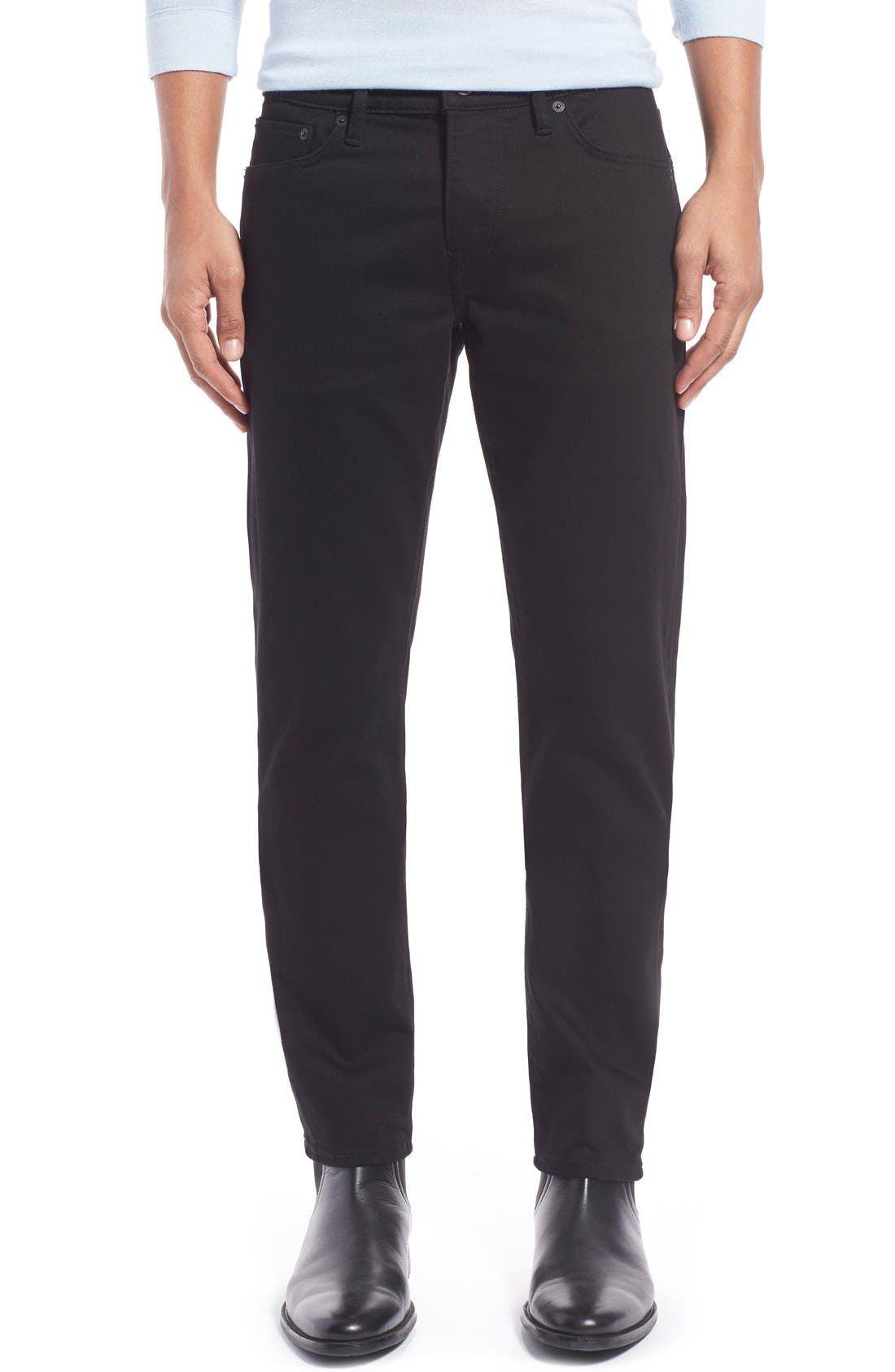Burberry The Britain 'MBJB' Straight Leg Pants