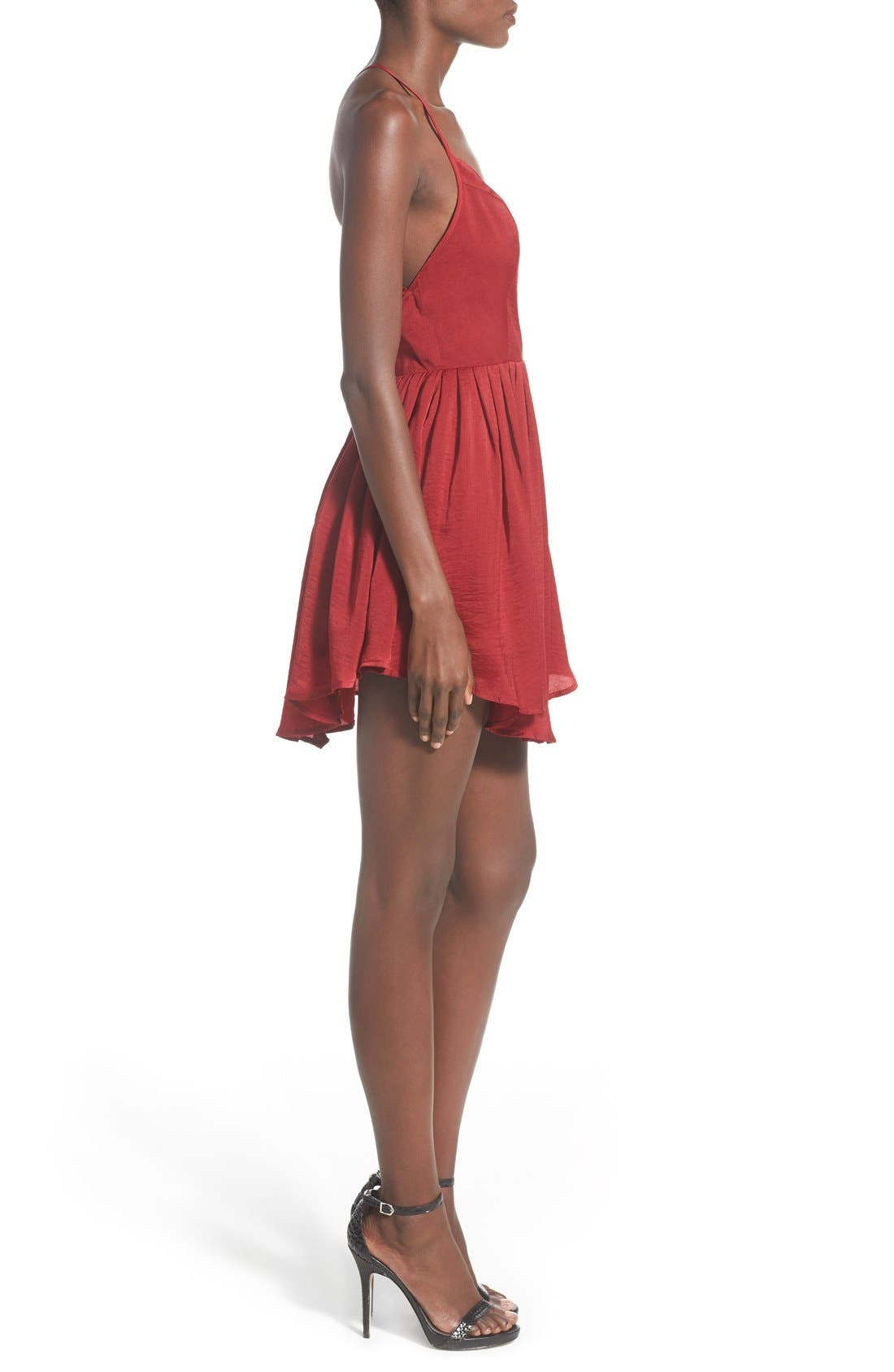 Alternate Image 3  - NBD 'Party Girl' Fit & Flare Dress