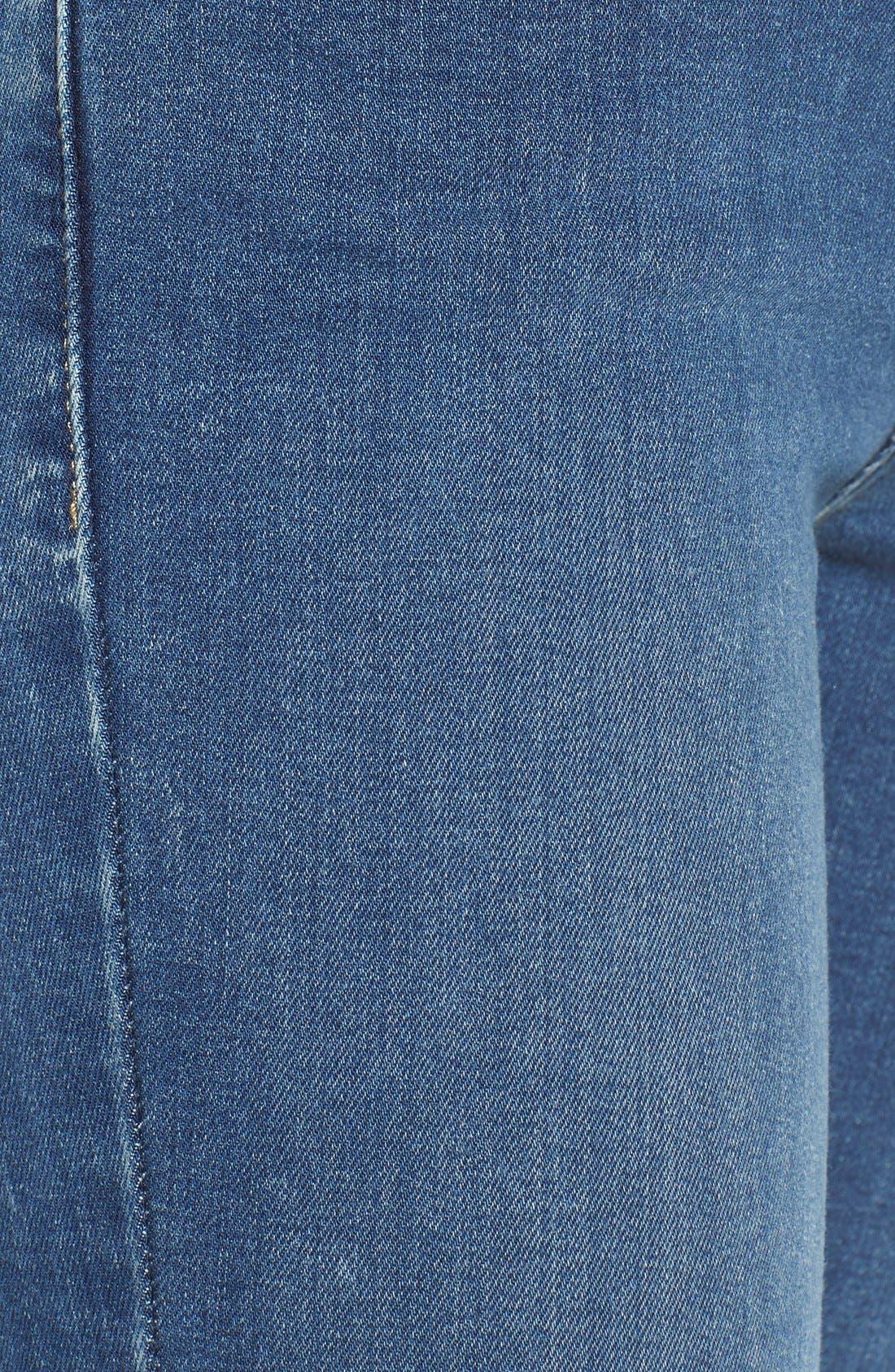 Alternate Image 5  - Levi's® '710' Super Skinny Jeans (Pacific Drive)