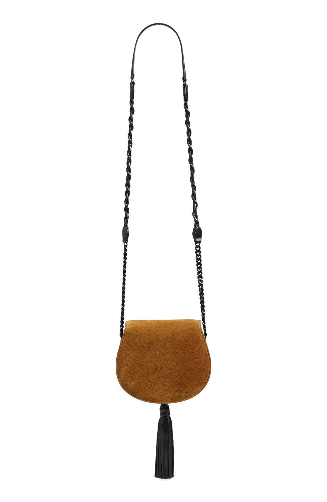 Alternate Image 4  - Saint Laurent Passementerie Crossbody Bag