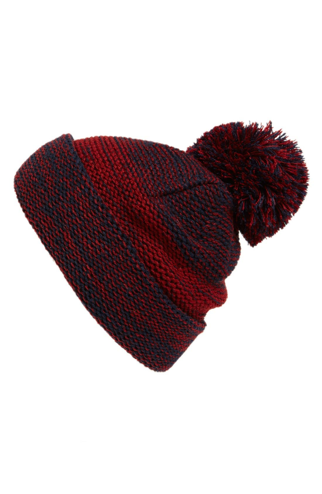 Alternate Image 1 Selected - BP. Knit Two Tone Beanie