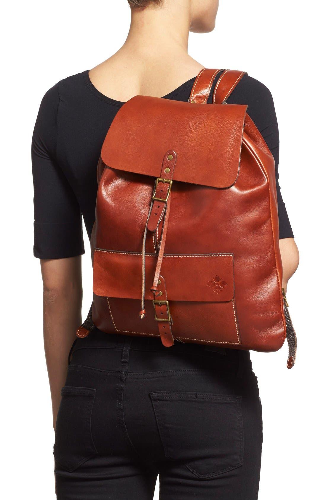 Alternate Image 2  - Patricia Nash 'Atrani' Drawstring Backpack