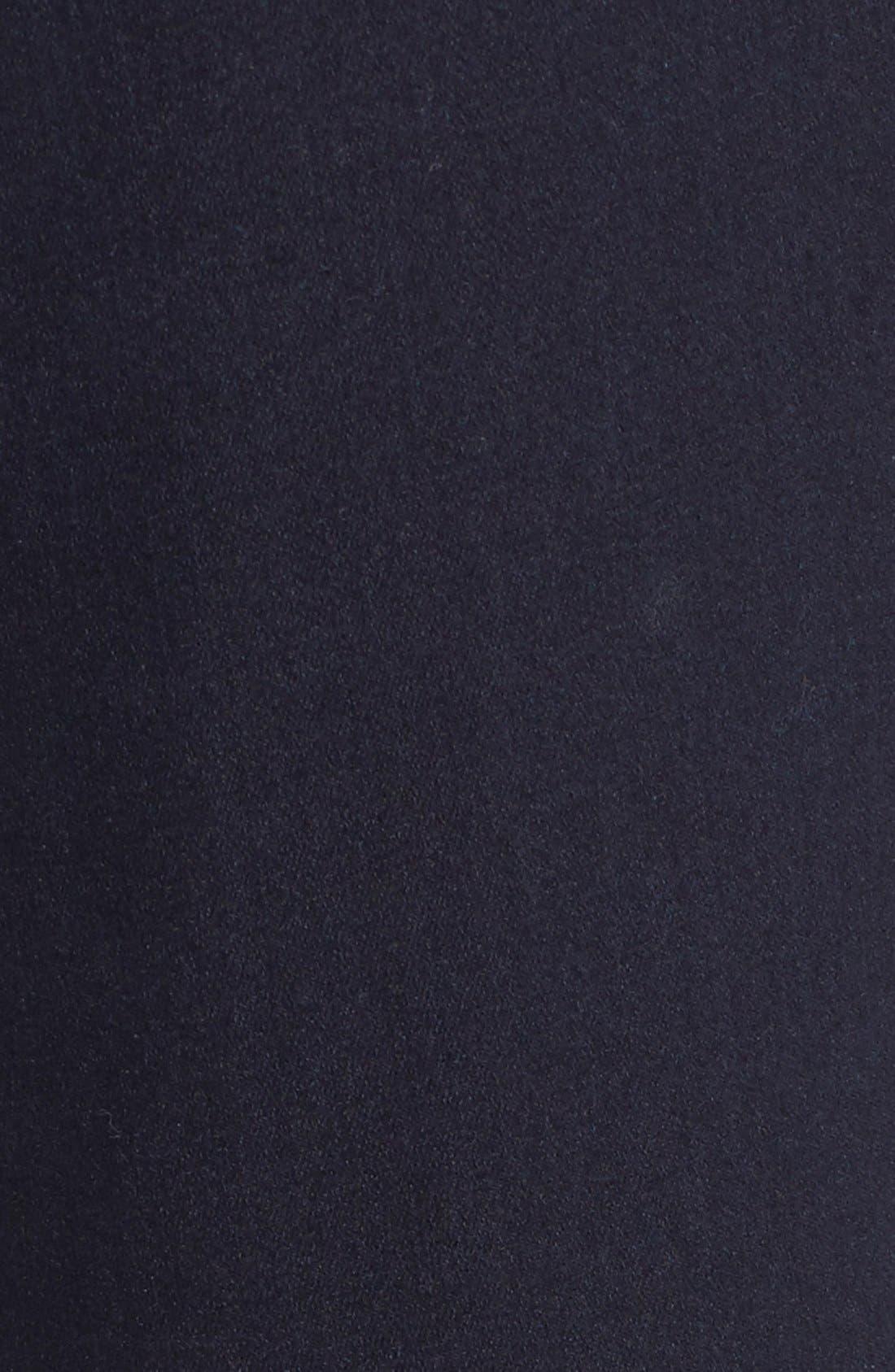 Alternate Image 5  - Mavi Jeans 'Alexa' Stretch Skinny Jeans (Dark Shanti) (Petite)