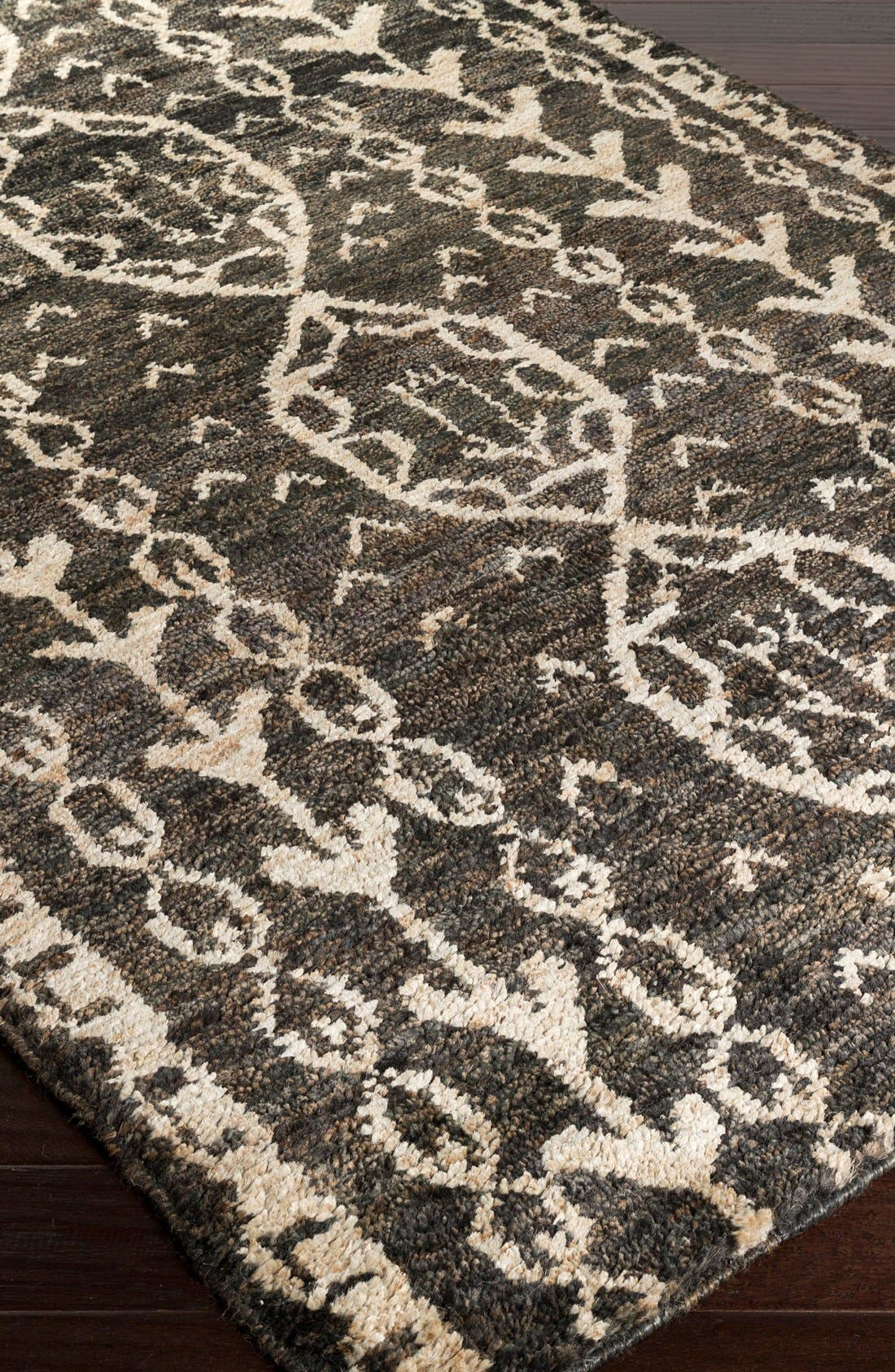 Alternate Image 2  - Surya Home Jute Rug