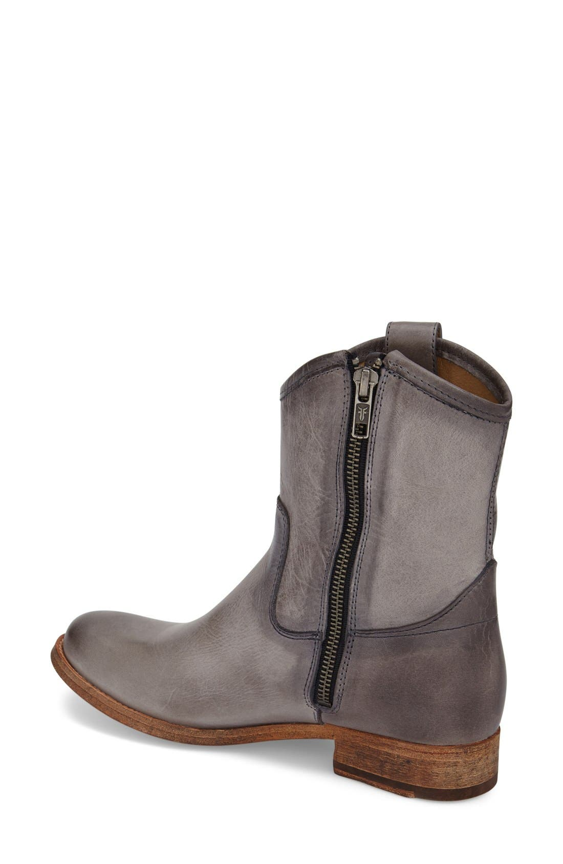 Alternate Image 2  - Frye 'Melissa Button' Short Boot (Women)