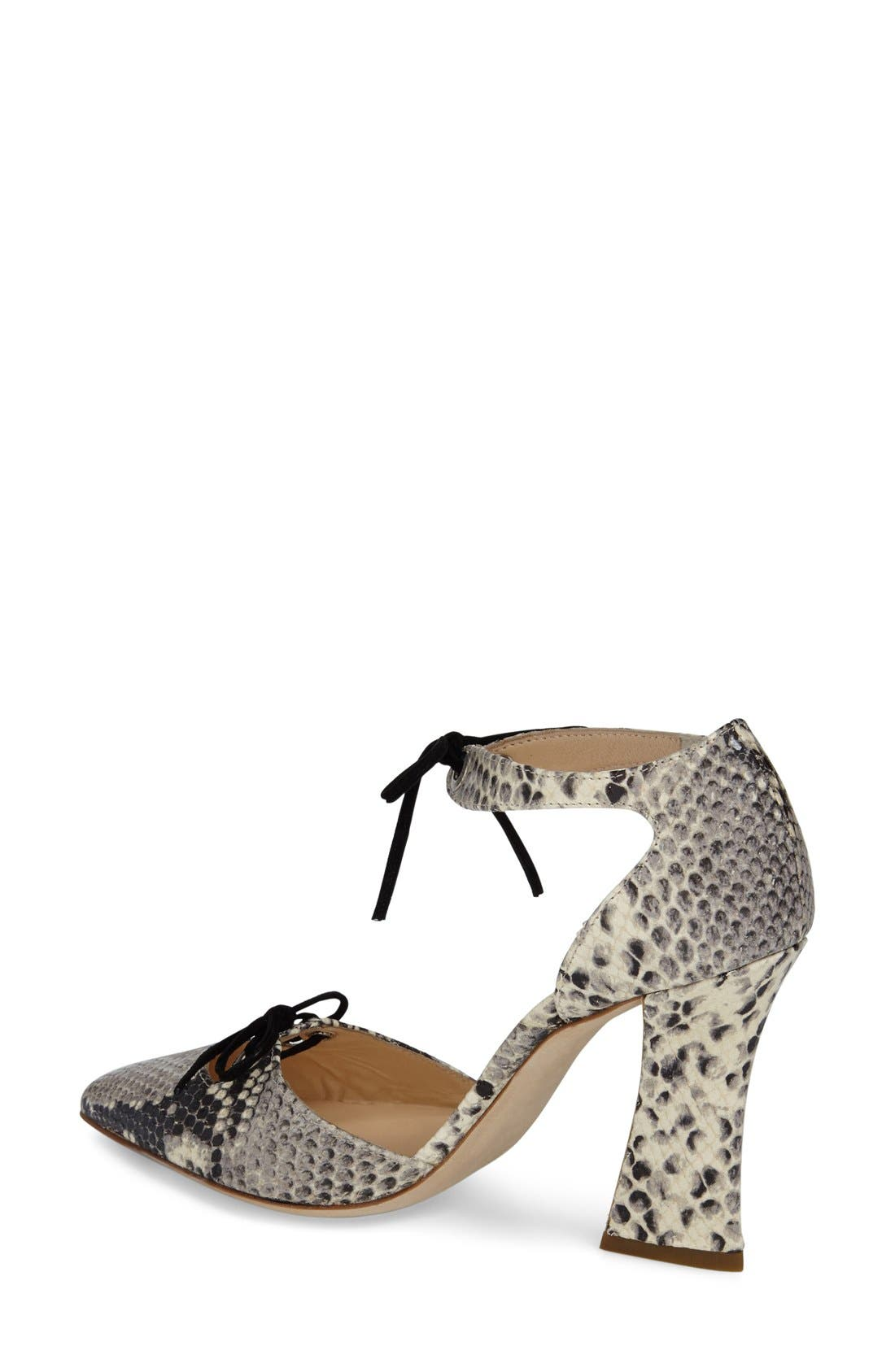 Alternate Image 2  - Eugenia Kim 'Sharon' d'Orsay Pump (Women)