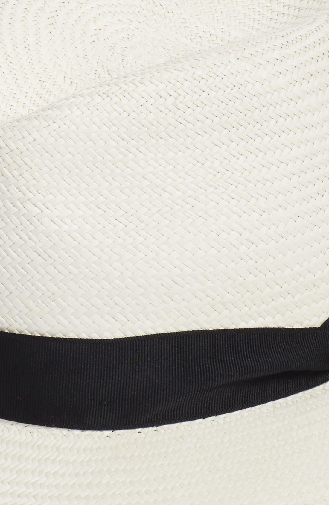 Alternate Image 2  - rag & bone Straw Panama Hat