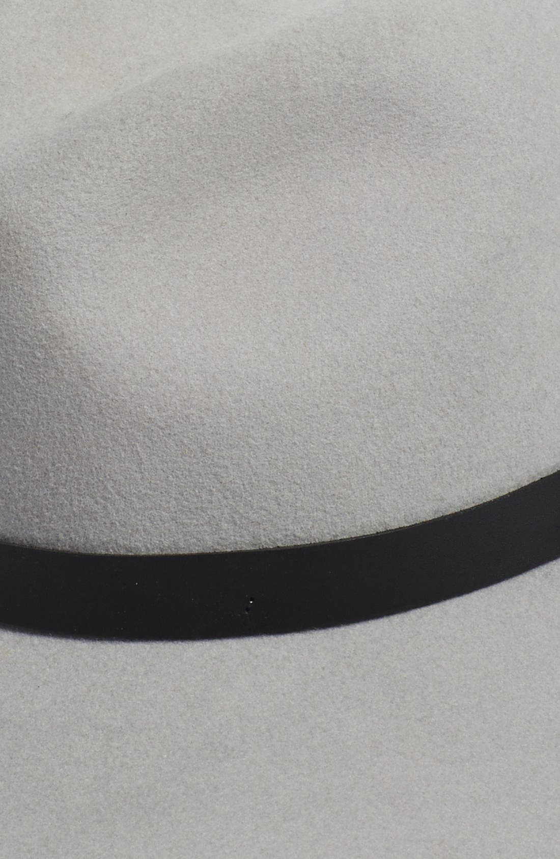 Alternate Image 2  - rag & bone Wide Brim Wool Fedora