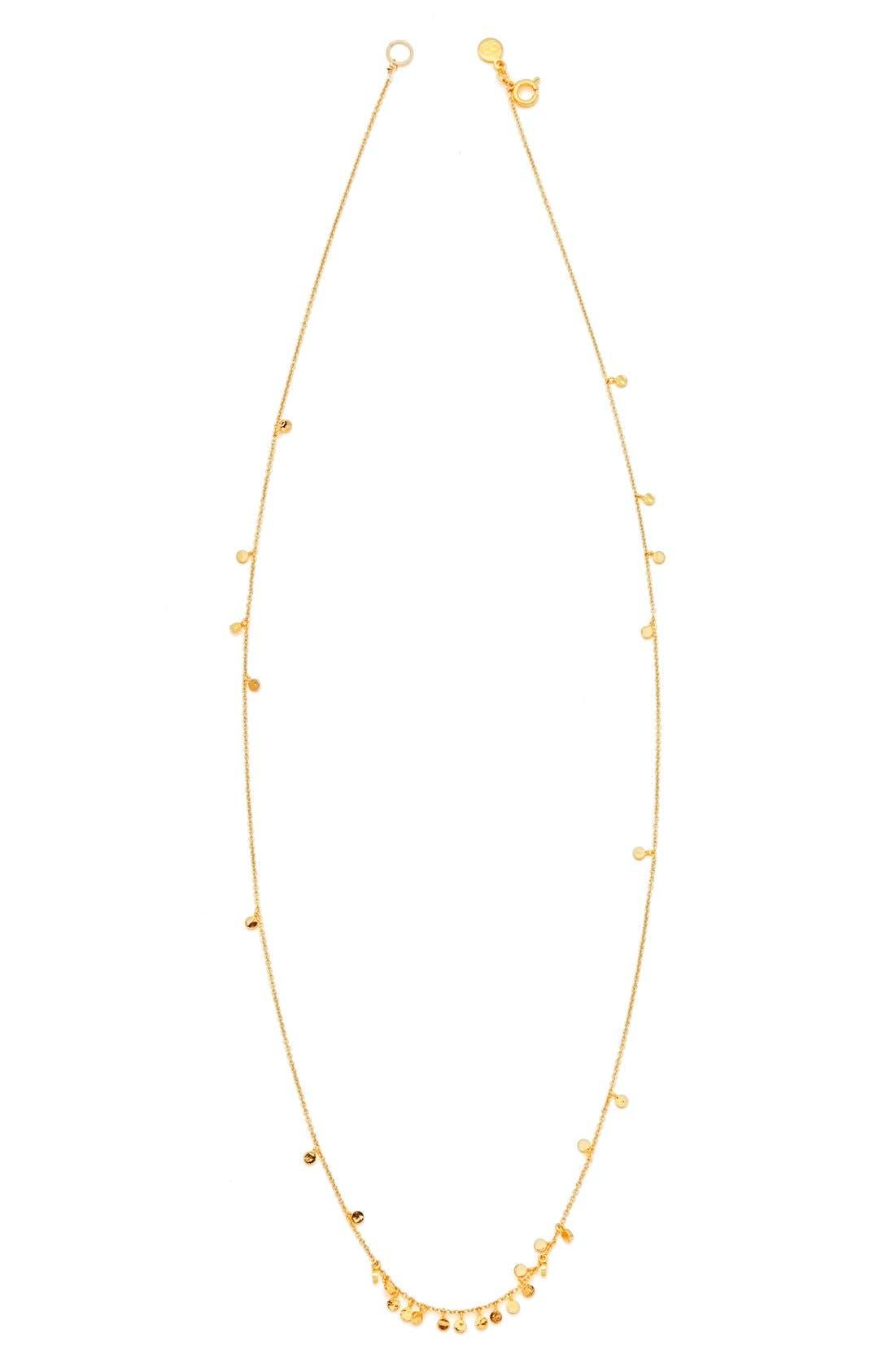 Alternate Image 2  - gorjana 'Chloe' Mini Long Necklace