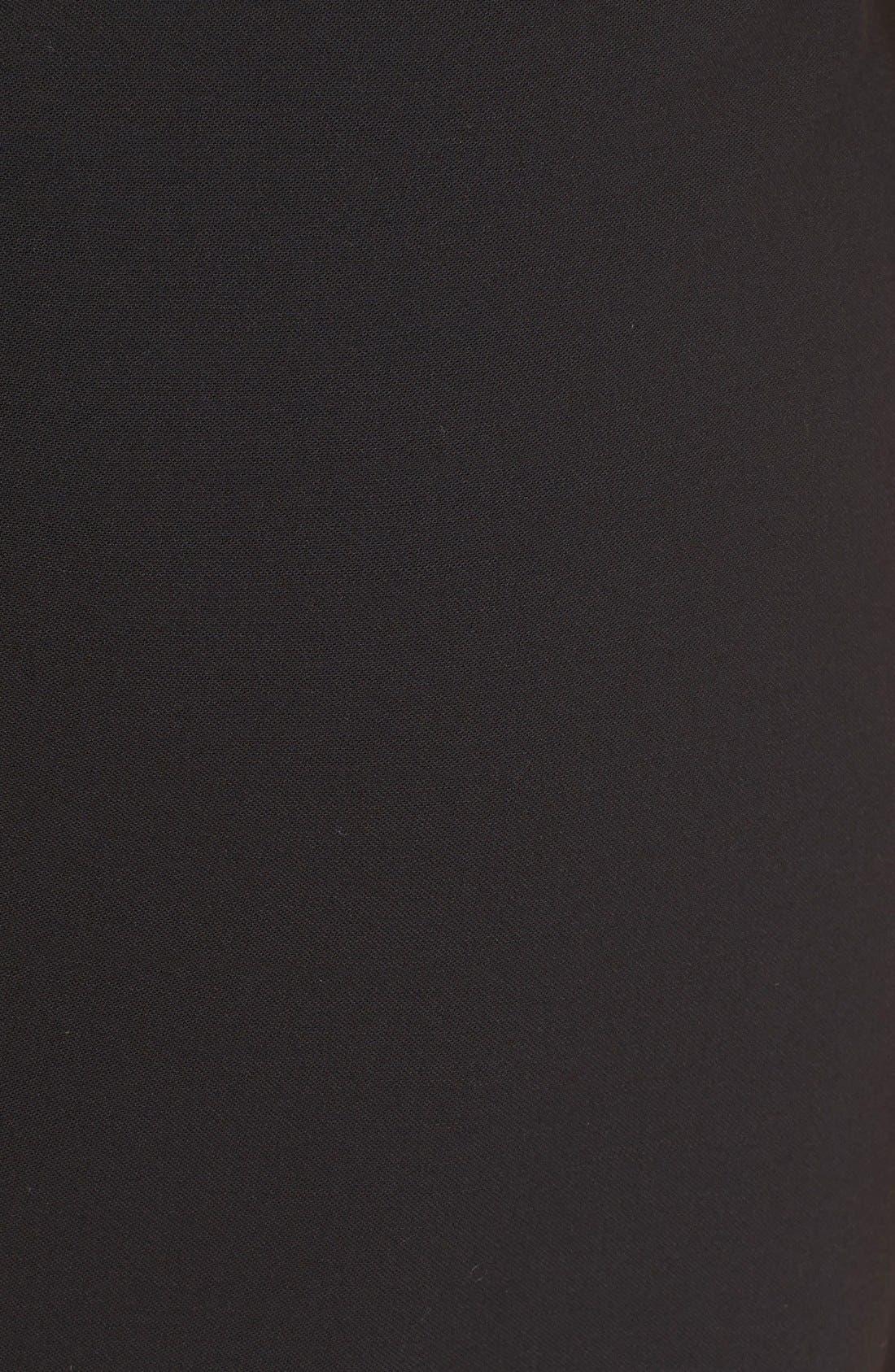 Alternate Image 3  - Michael Kors Belted Wool Wrap Skirt